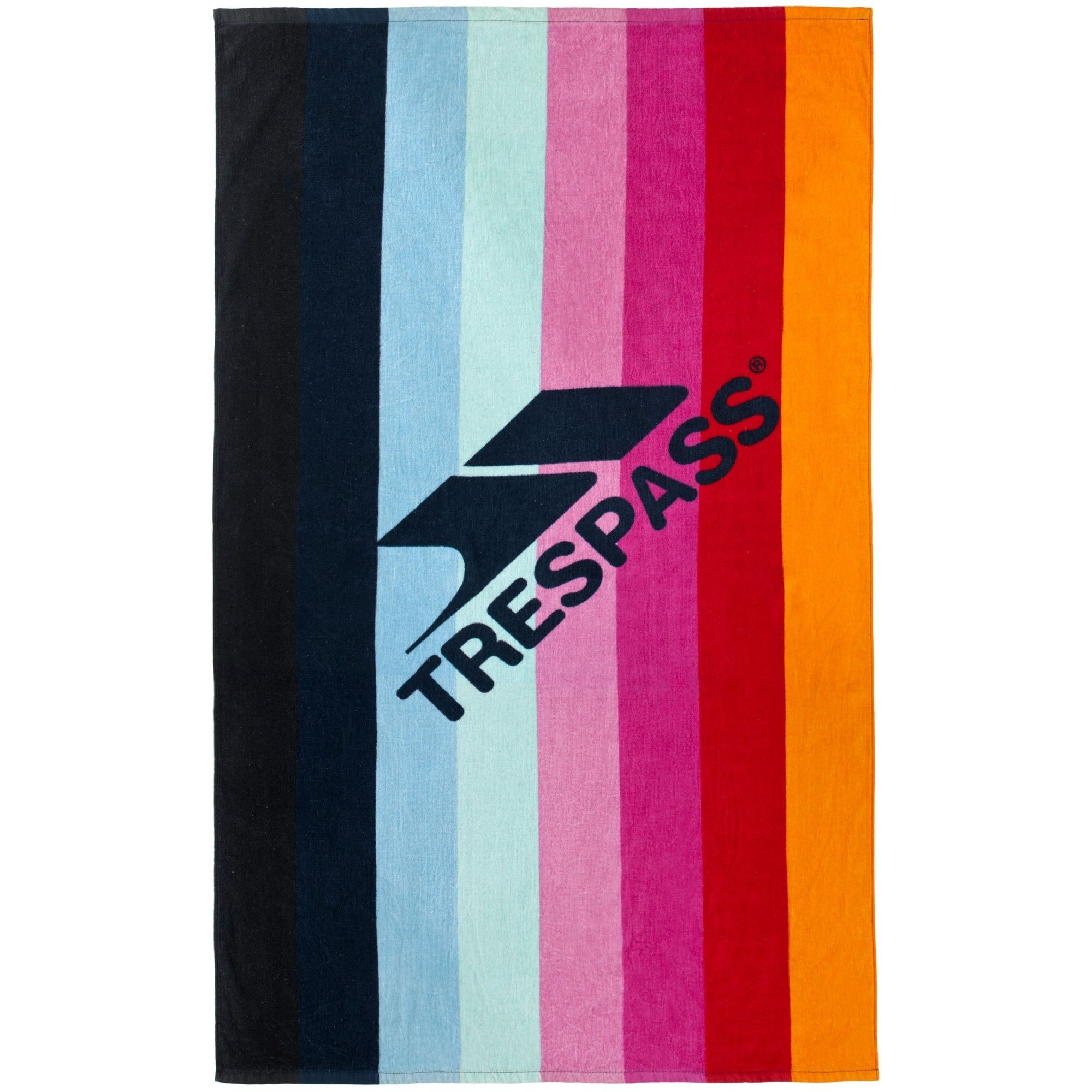 Trespass Splicer Cotton Beach Towel