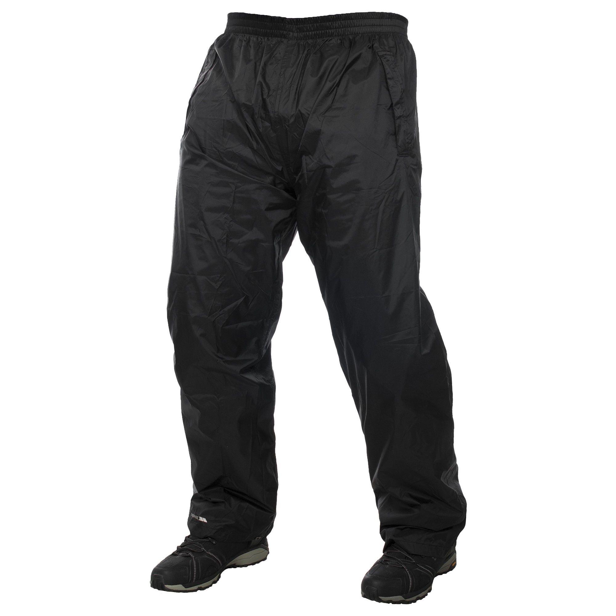 Trespass Kids Unisex Packa Packaway Waterproof Trousers