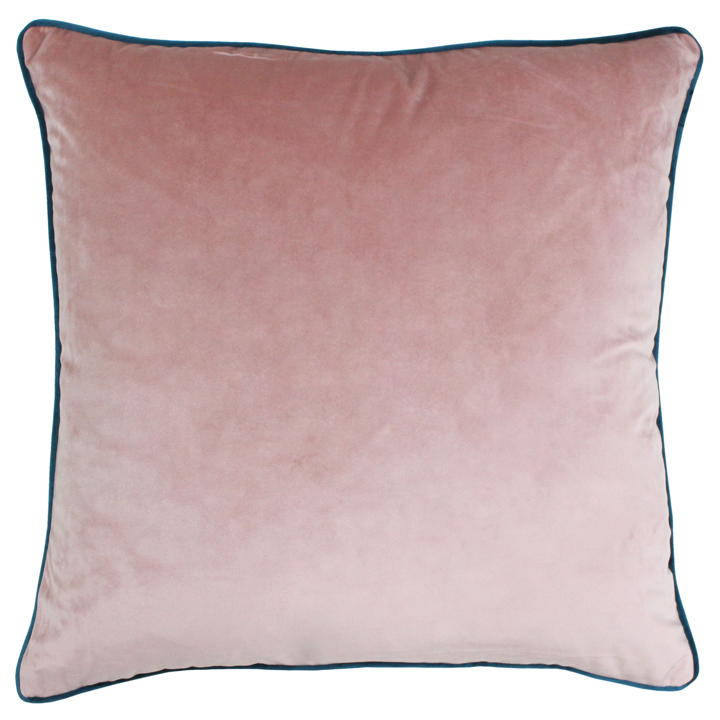 Meridian 55X55 Poly Cushion Blh/Tea