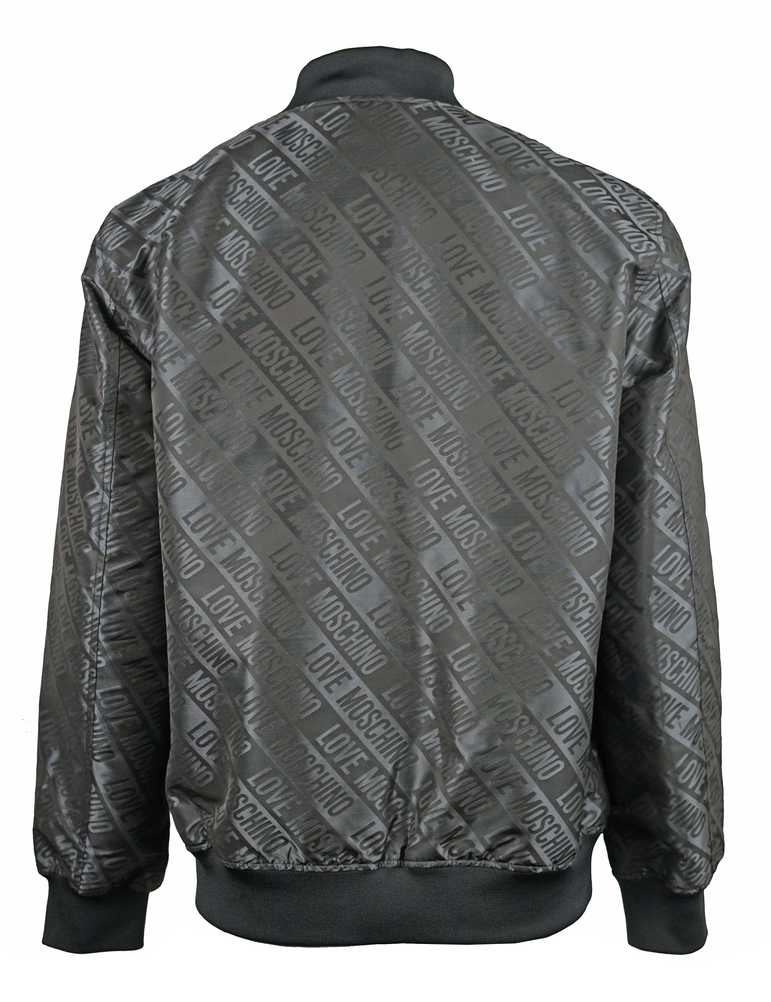Love Moschino M H 753 00 T 9698 Black 6003 Jacket