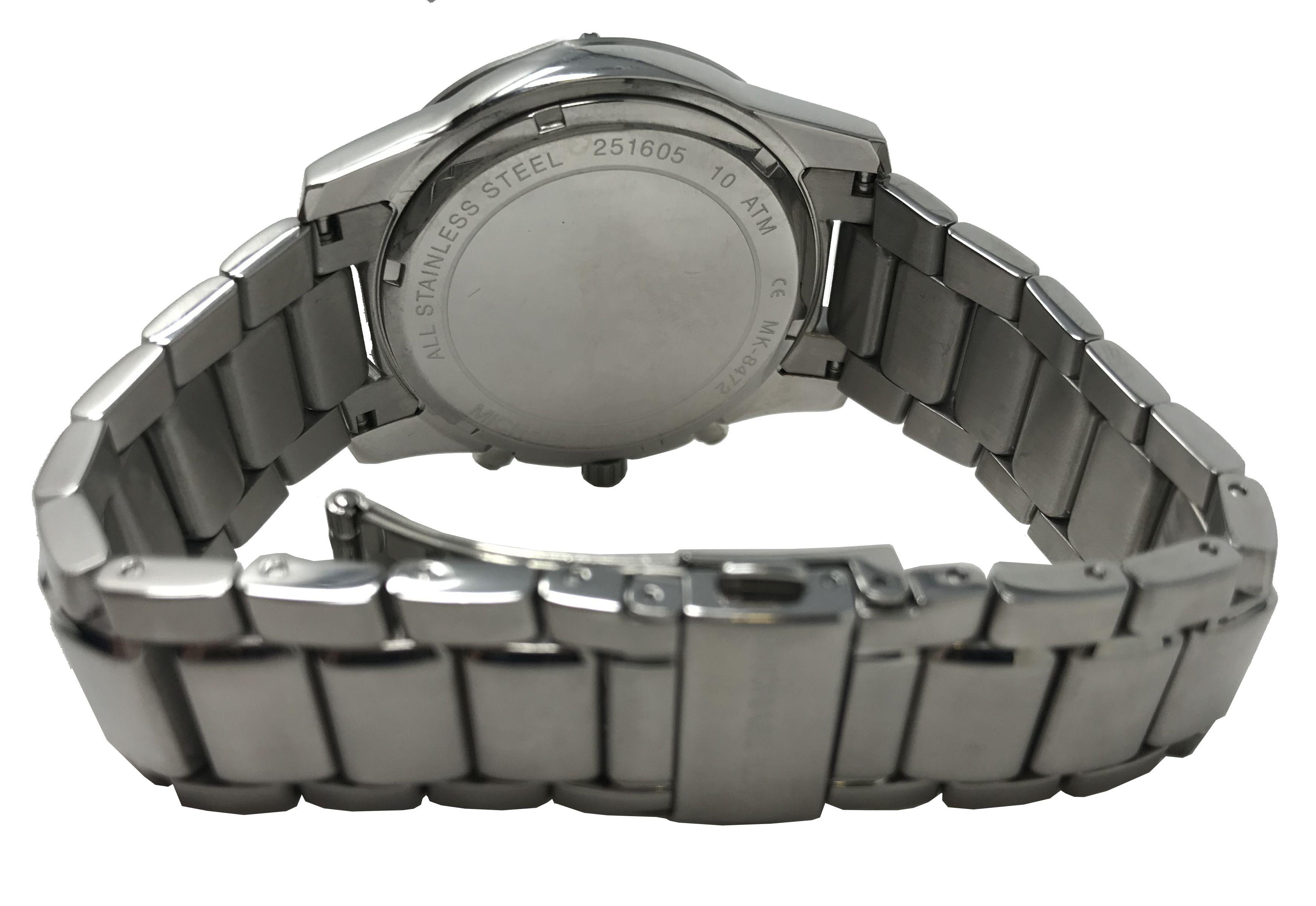 Michael Kors MK8472 Chonograph Watch