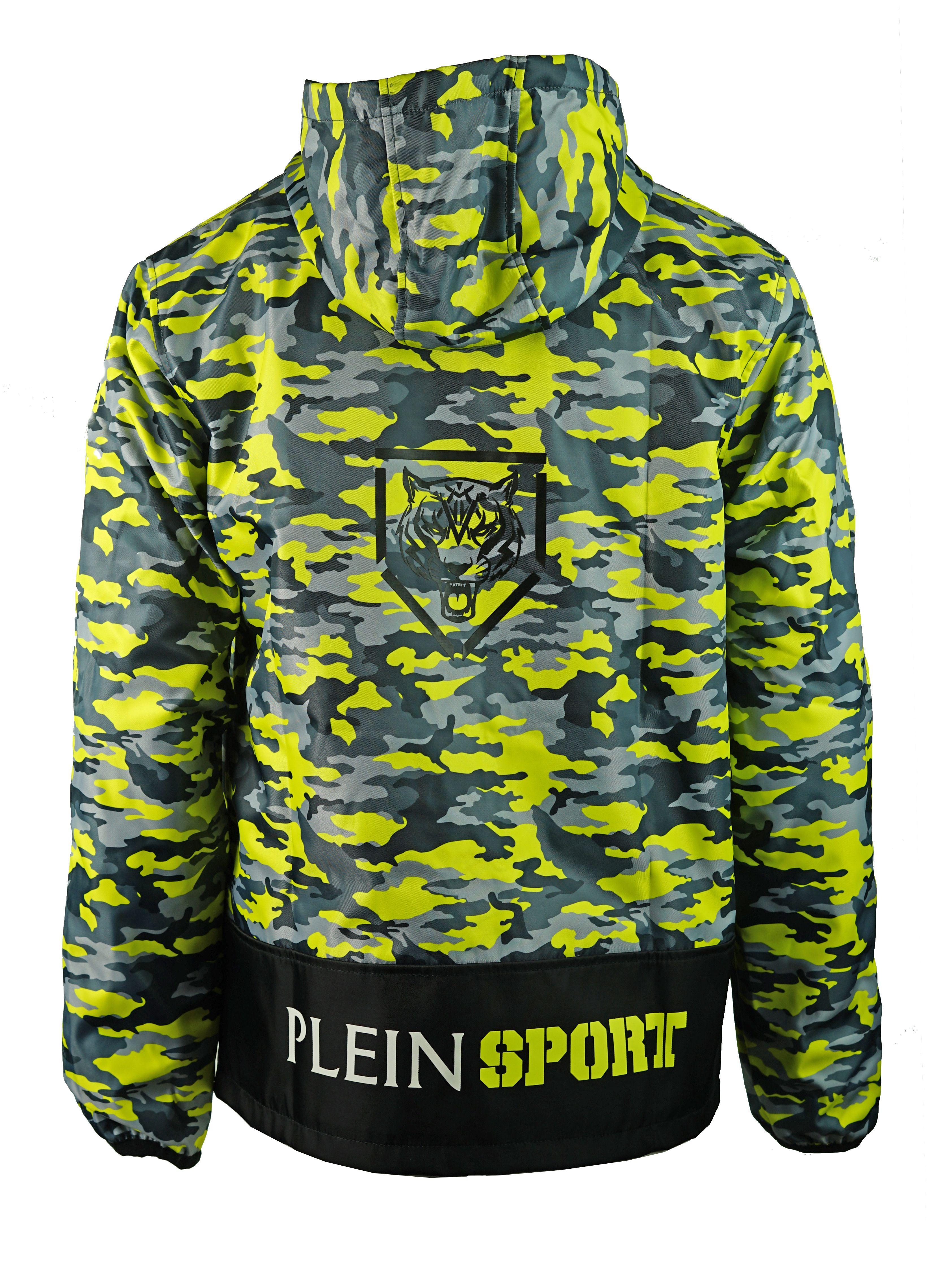 "Philipp Plein Sport MRB0189 Y003 ""Nate"" Jacket"