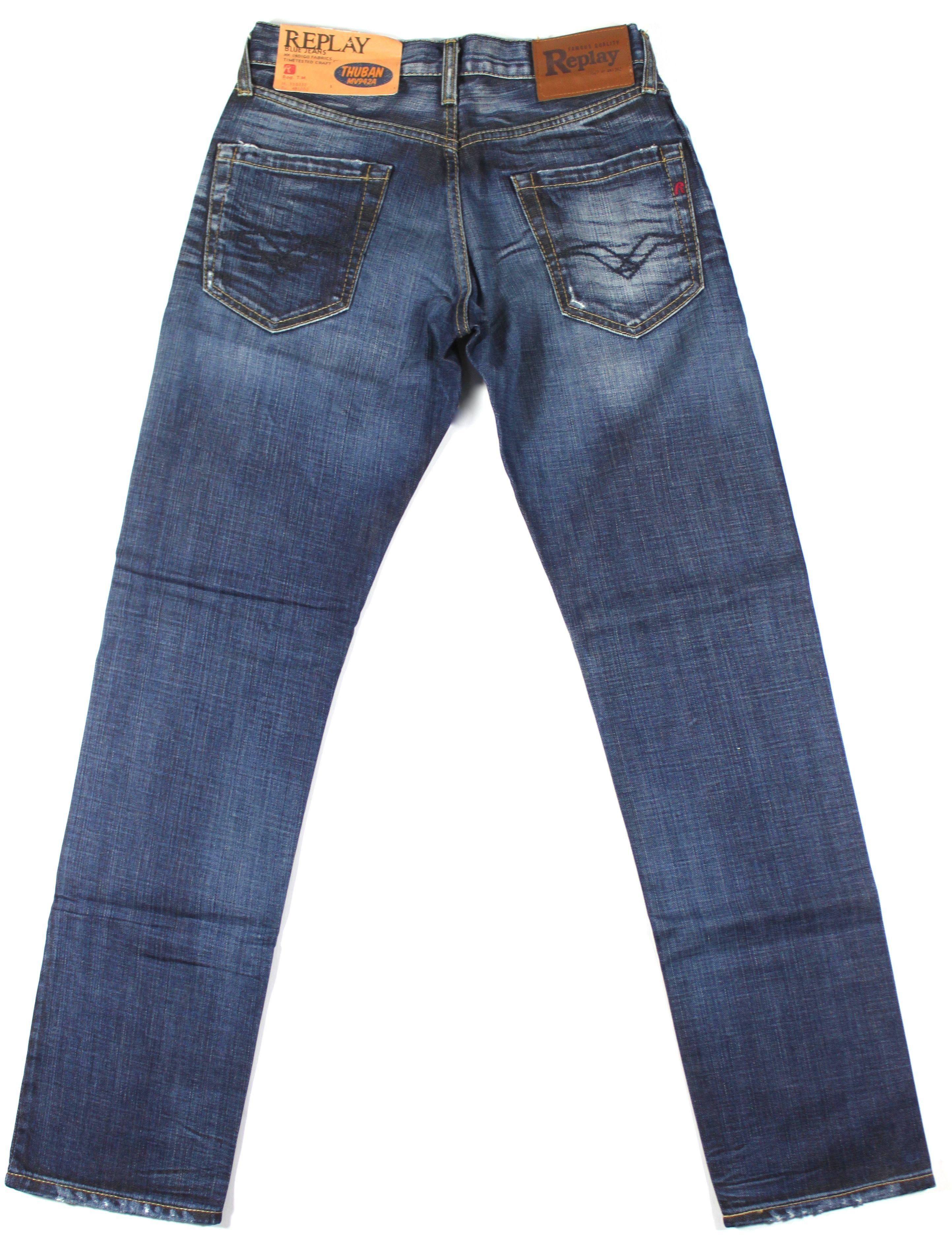 Replay MV942A Thuban Jeans