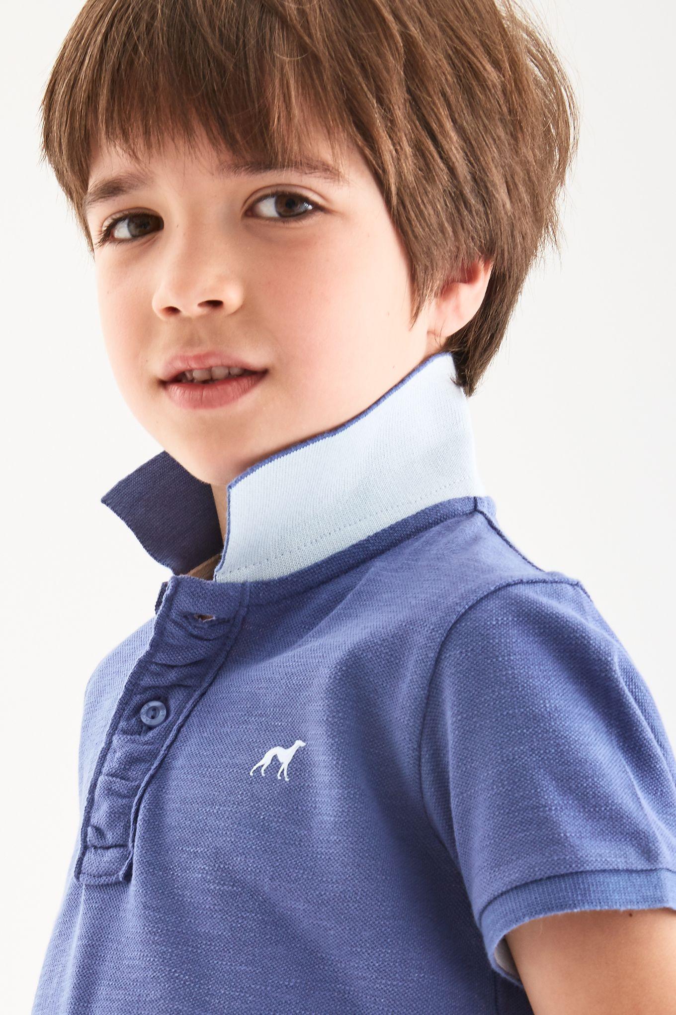 Boys  Basic Piquet Polo