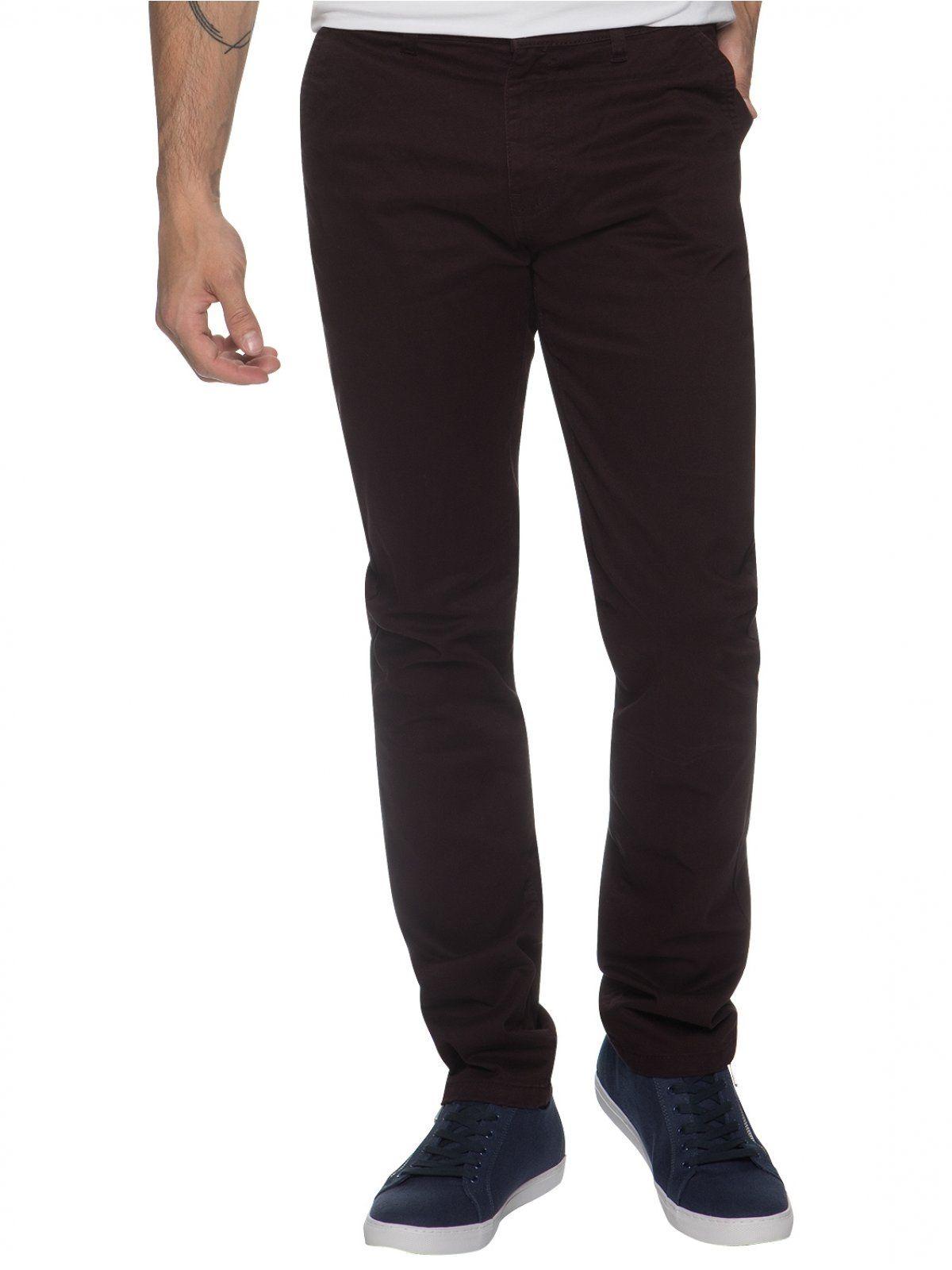 Mens Chinos Slim Fit Stretch Jeans | Enzo Designer Menswear