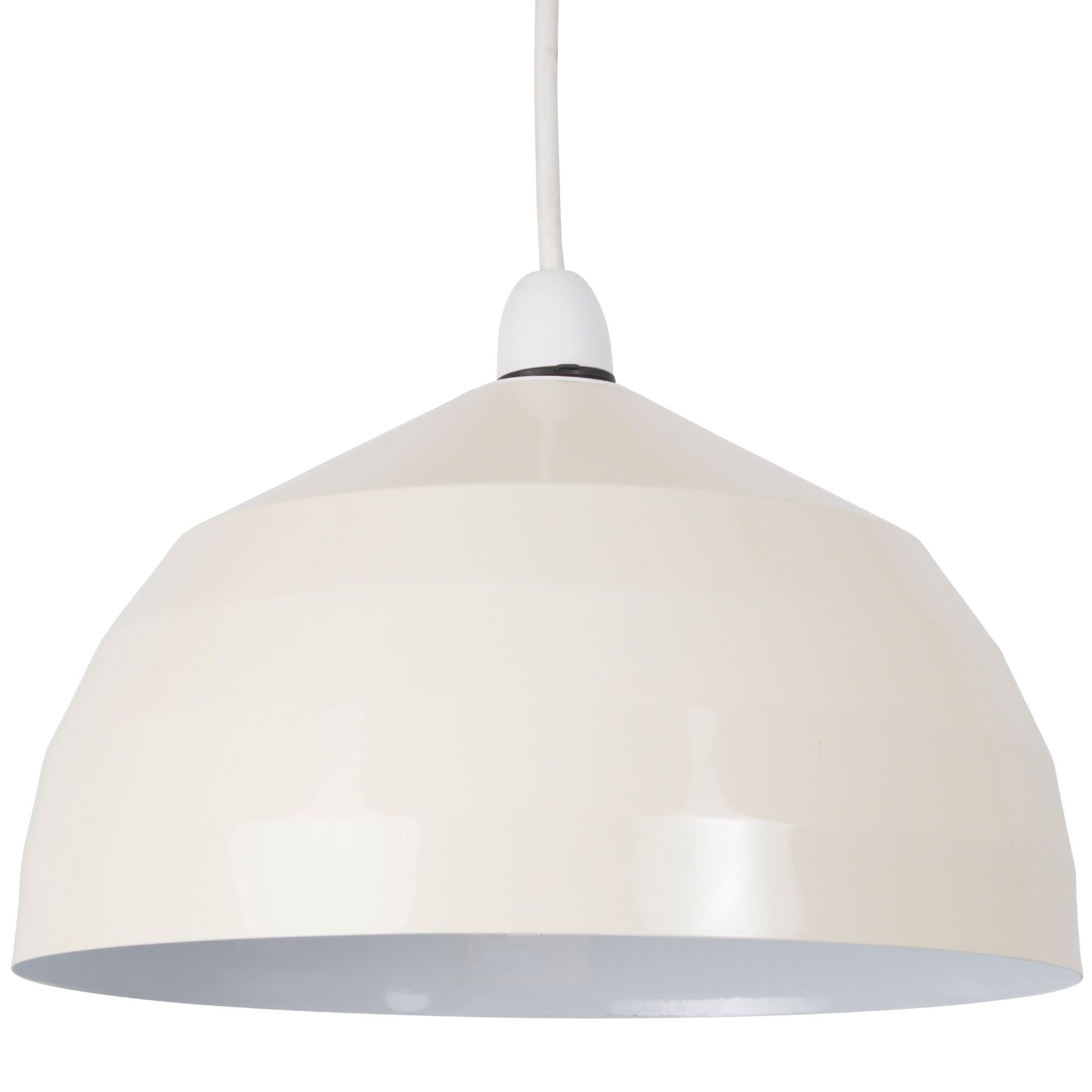 Gabriel Pendant Light Shade Cream