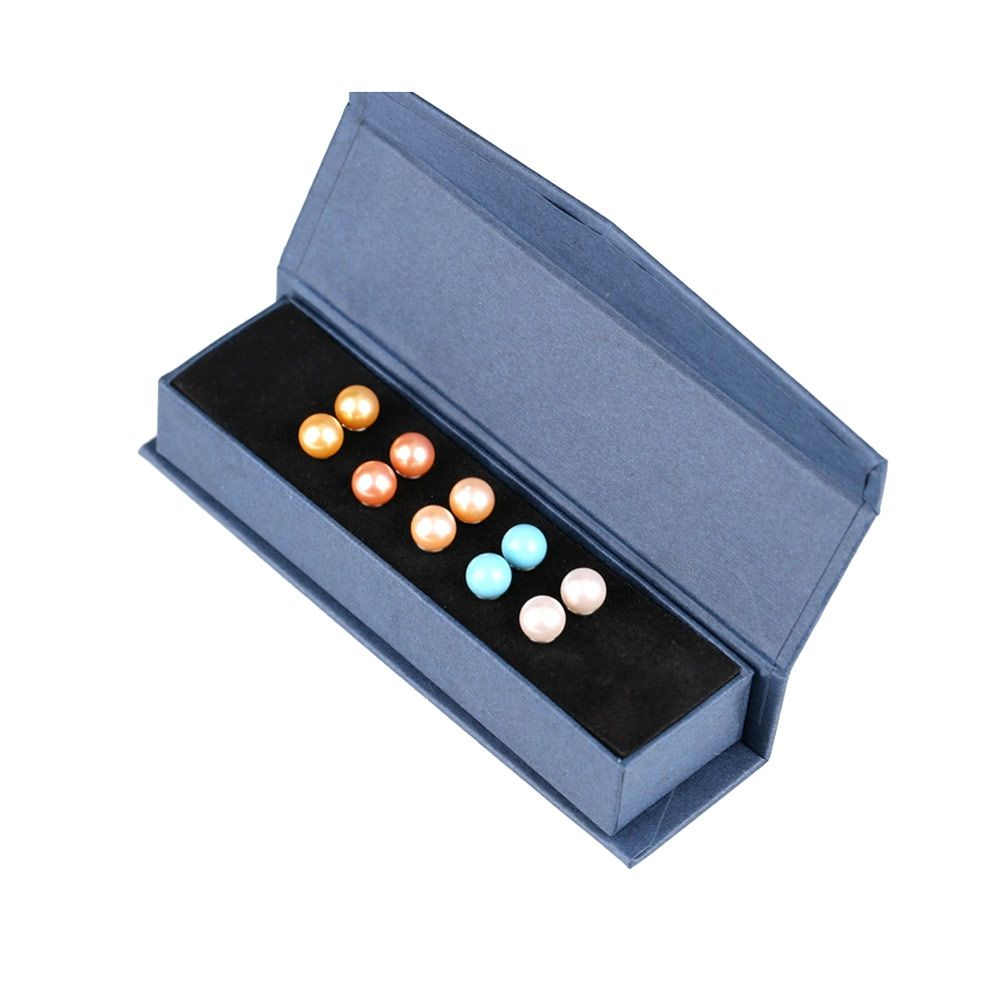 Swarovski - Set 5 pairs of earrings Pearls Crystal Swarovski Elements
