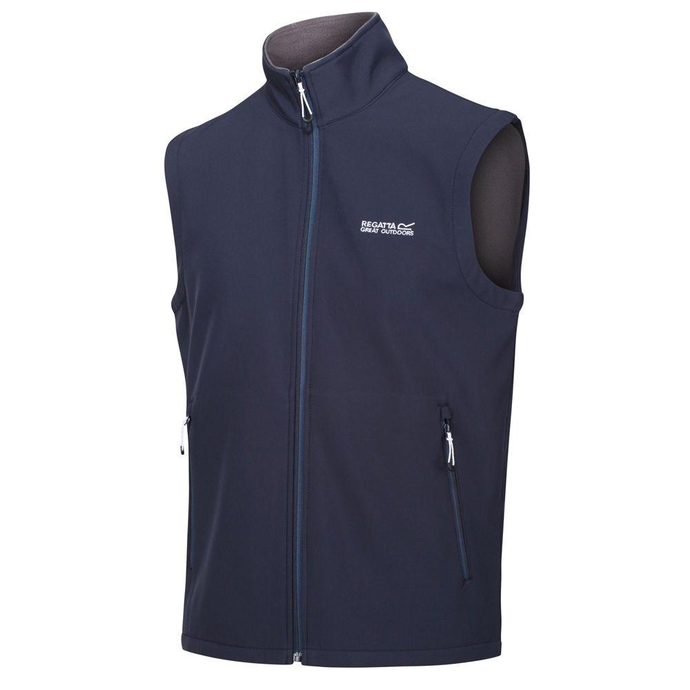 Regatta Mens Bradwell III Polyester Casual Bodywarmer Gilet