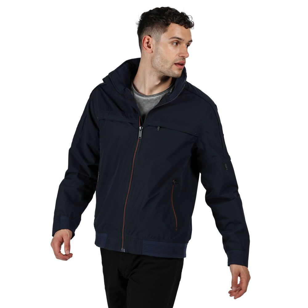 Regatta Mens Montel Waterproof Breathable Durable Jacket