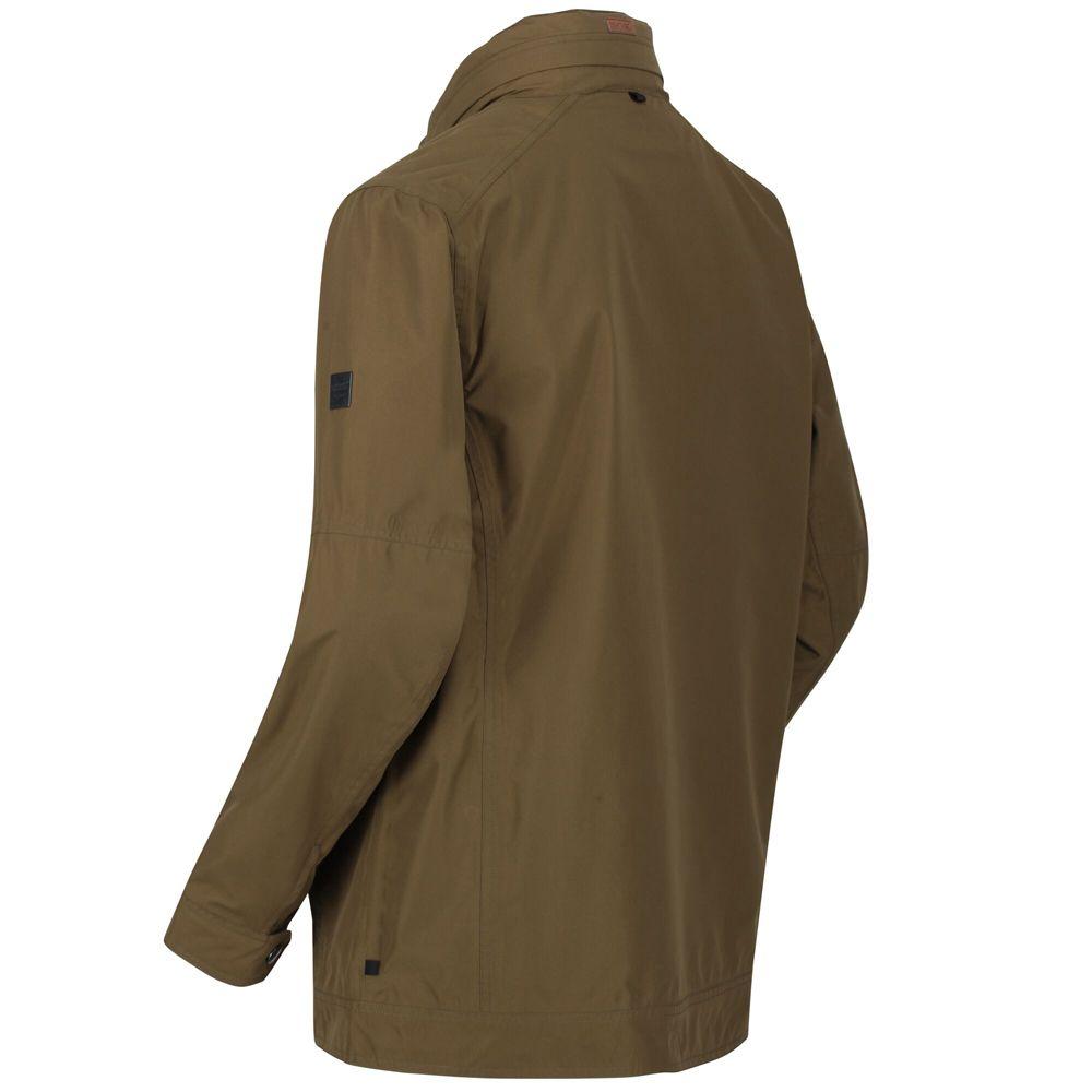 Regatta Mens Haldor Waterproof Breathable Durable Jacket