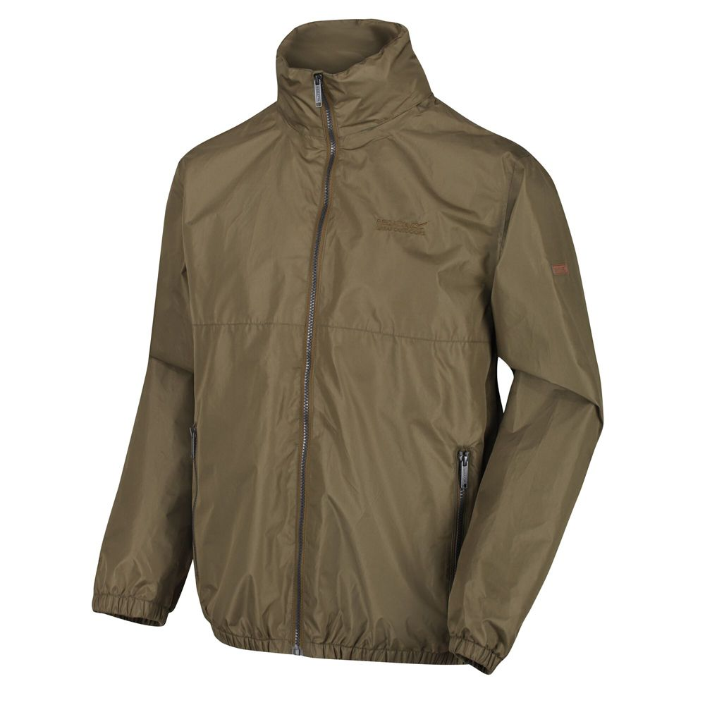 Regatta Mens Ladomir Waterproof Hooded Durable Jacket