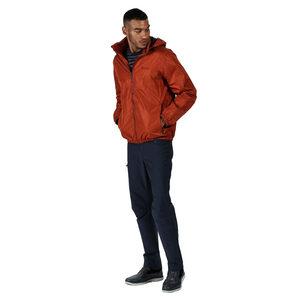 Regatta Mens Ladomir Waterproof Hooded Durable Jacket