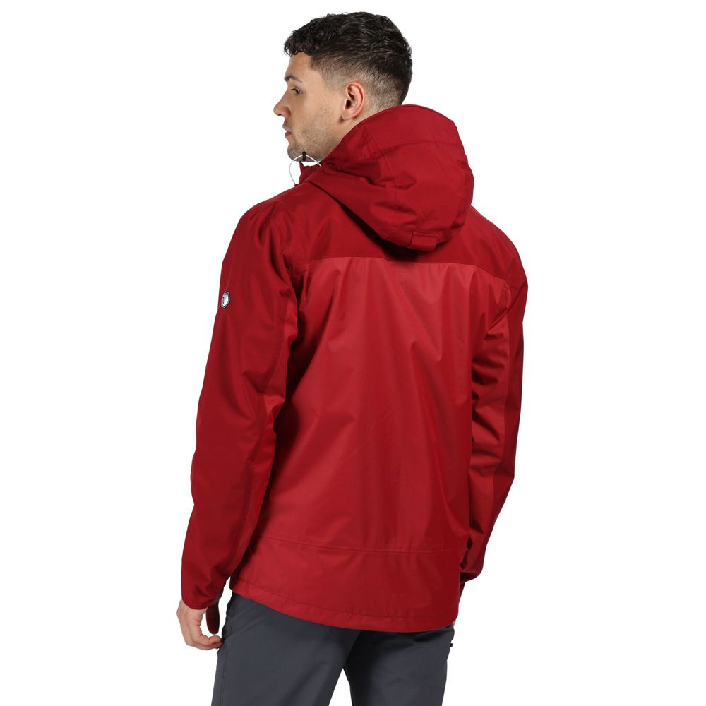 Regatta Mens Highton Waterproof Breathable Durable Jacket