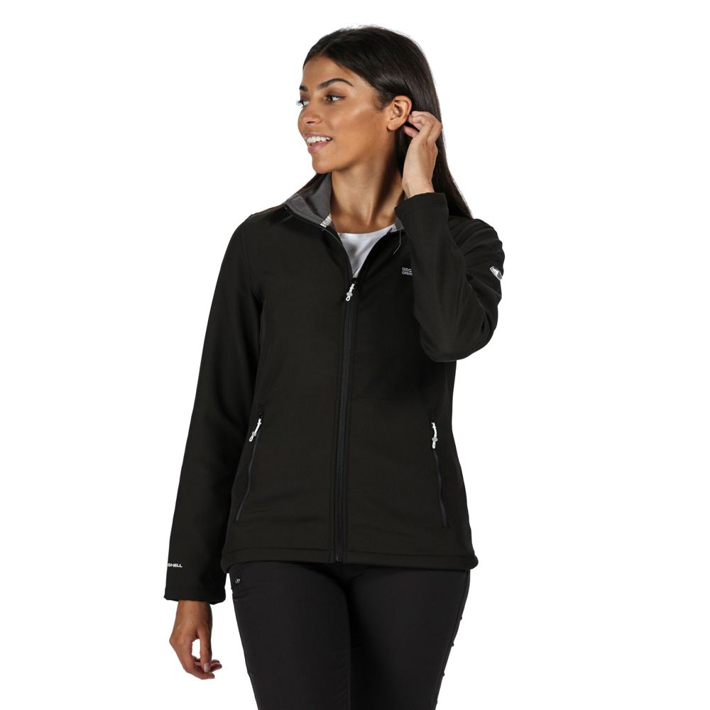 Regatta Womens Connie IV Water Repellent Softshell Coat