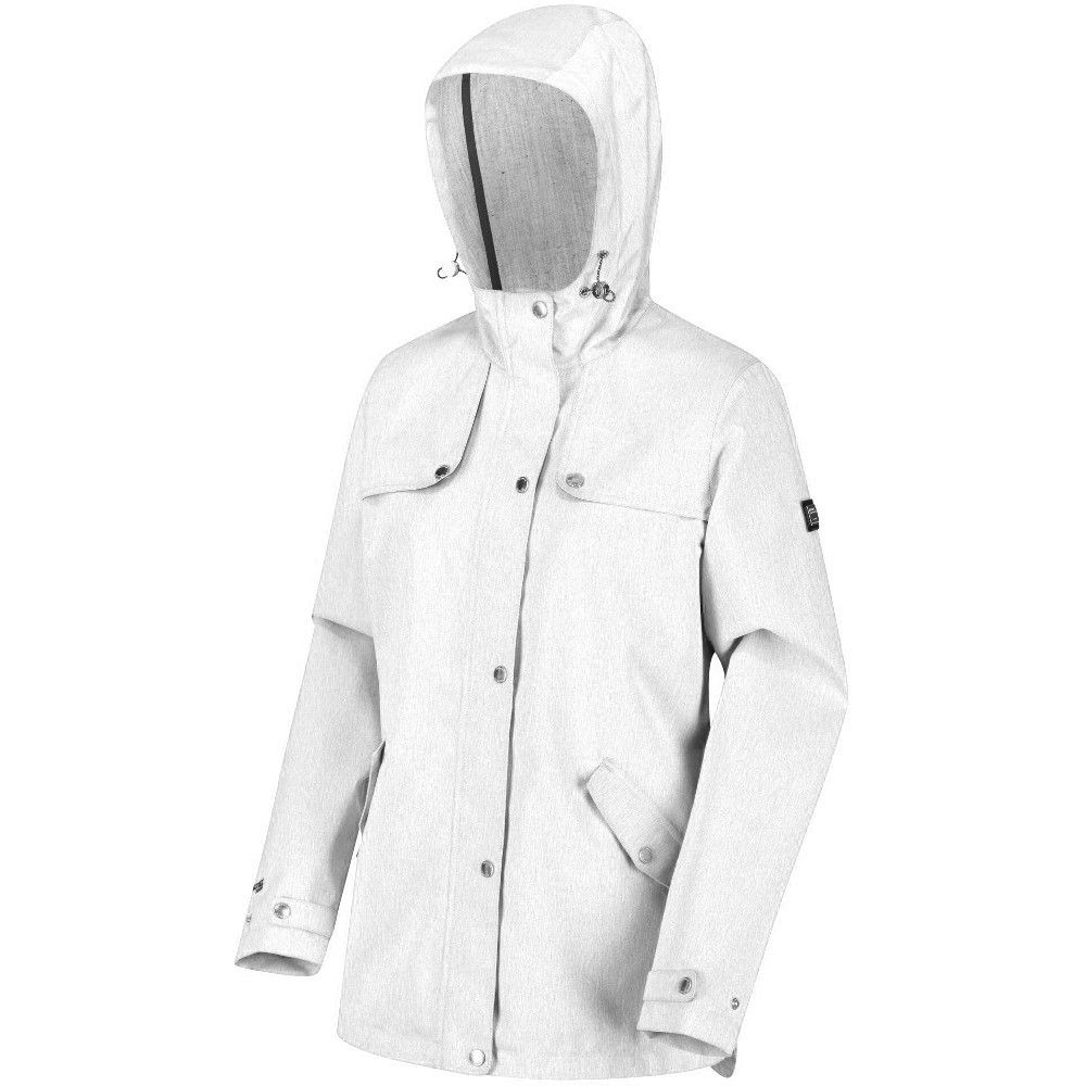 Regatta Womens Bertille Waterproof Breathable Durable Coat