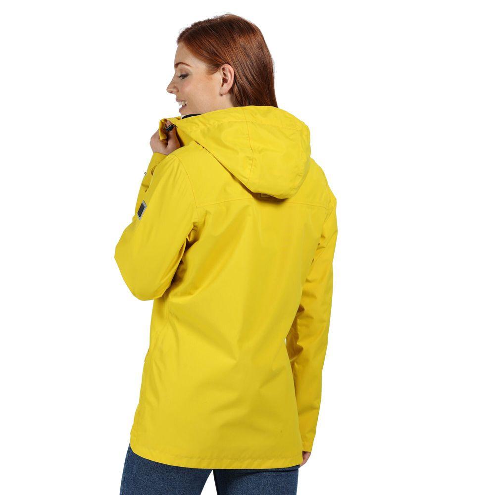 Regatta Womens Bertille Waterproof Breathable Durable Coat