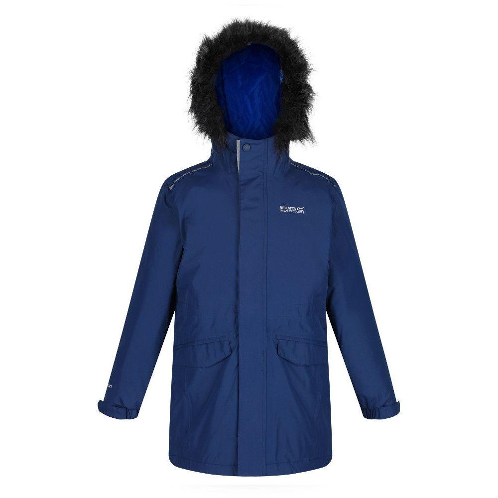 Regatta Boys Perry Waterproof Breathable Jacket Coat