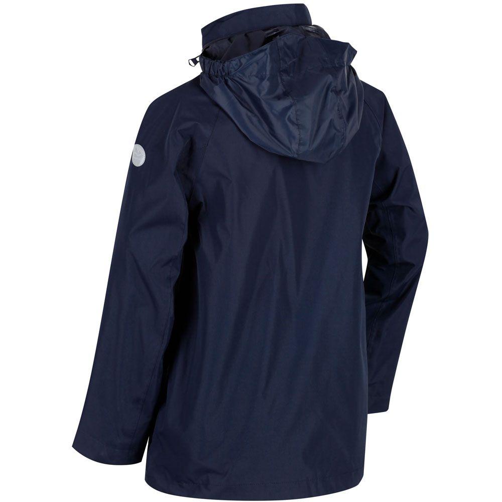 Regatta Boys & Girls Gabiel Waterproof Mesh Breathable Coat Jacket