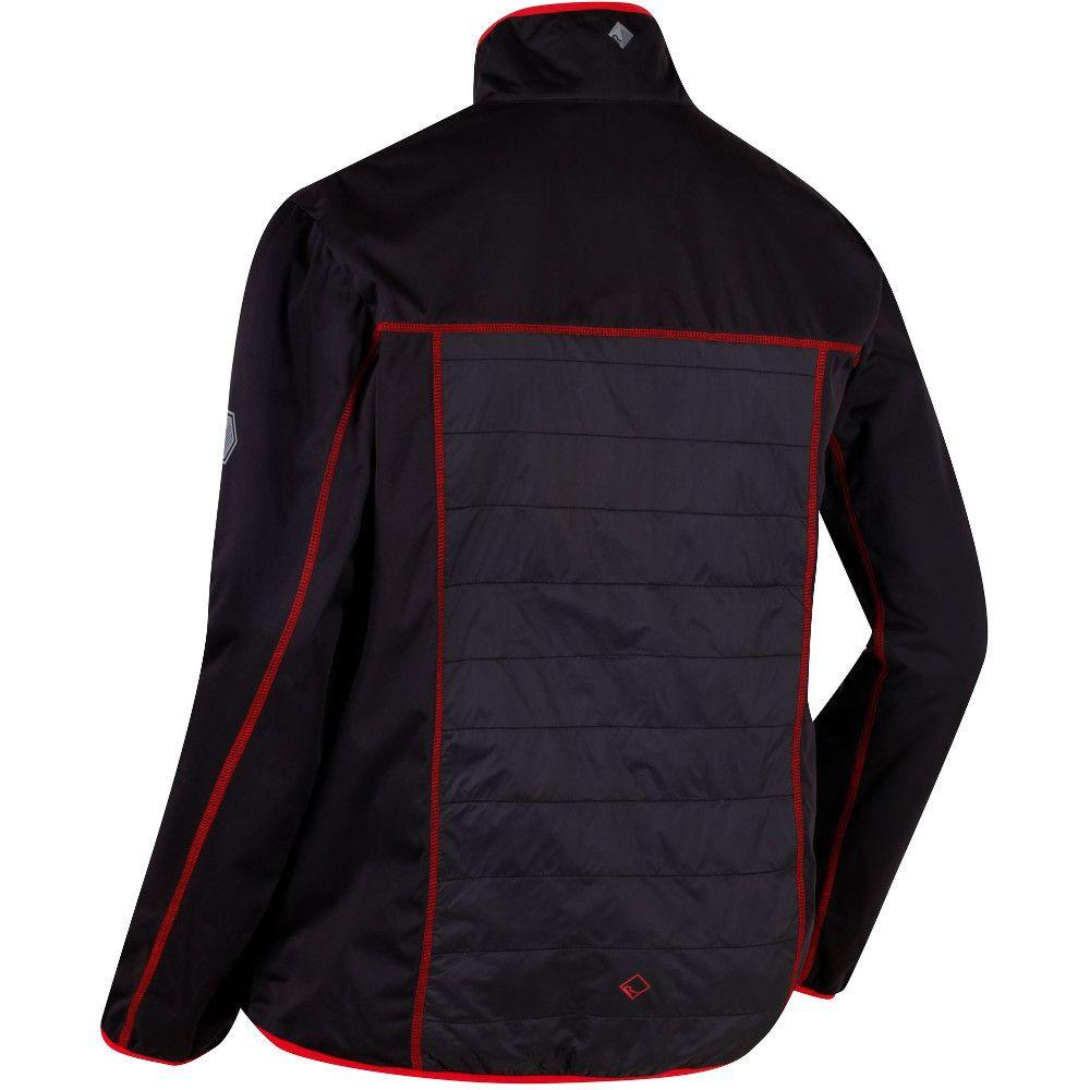 Regatta Mens Walson Hybrid Lightweight Softshell Durable Jacket Coat