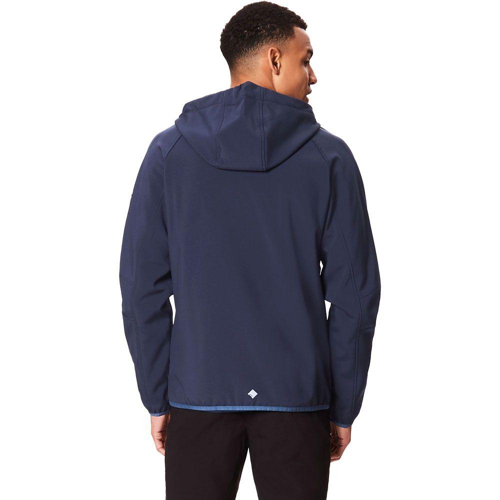 Regatta Mens Arec II Warm Backed Lightweight Softshell Jacket Coat