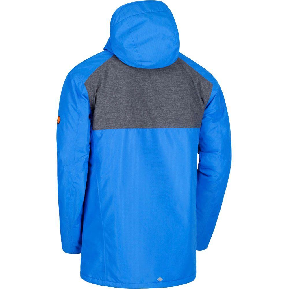 Regatta Mens Garforth II Breathable Hooded Waterproof Coat Jacket