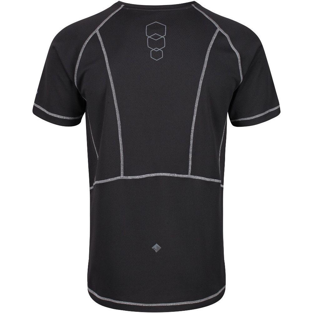 Regatta Mens Virda II Quick Drying Wicking Casual Walking T Shirt