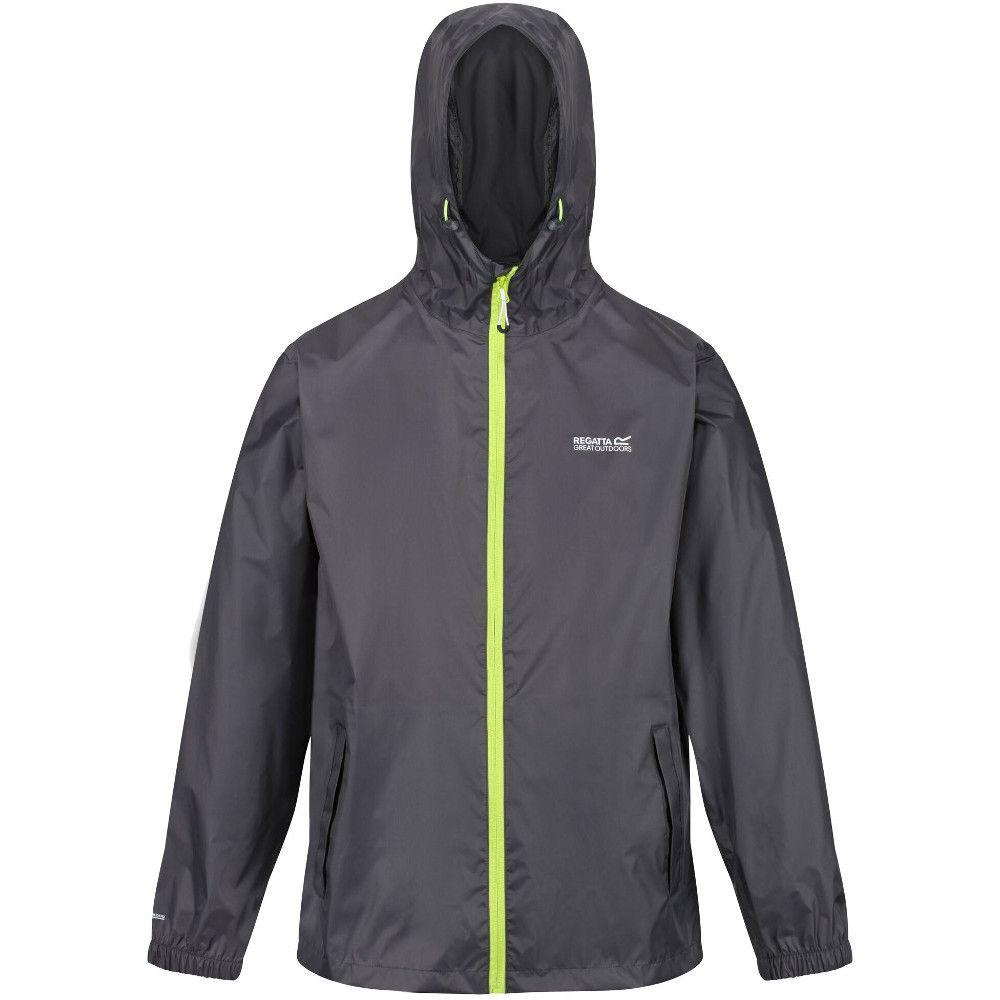 Regatta Mens Pack It III Waterproof Breathable Packable Jacket Coat