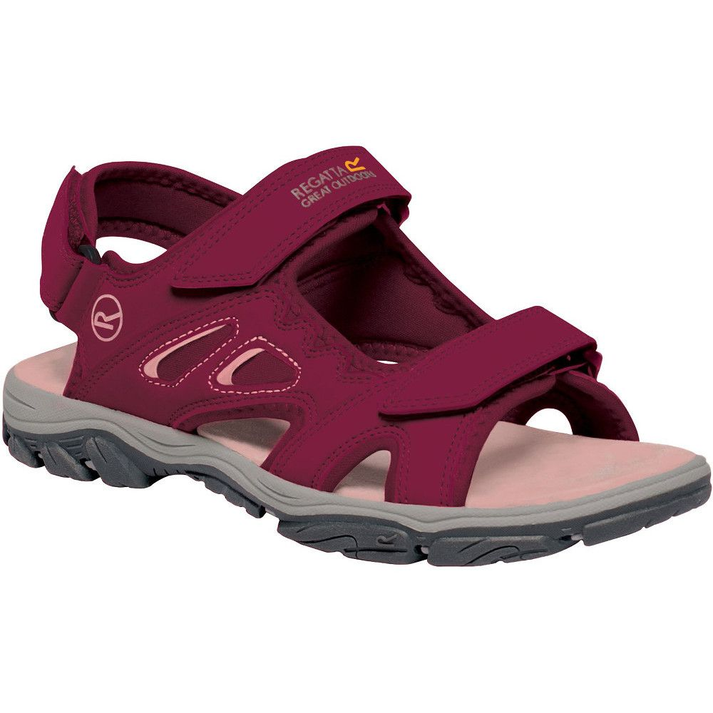 Regatta Womens Holcombe Vented Summer Walking Sandals