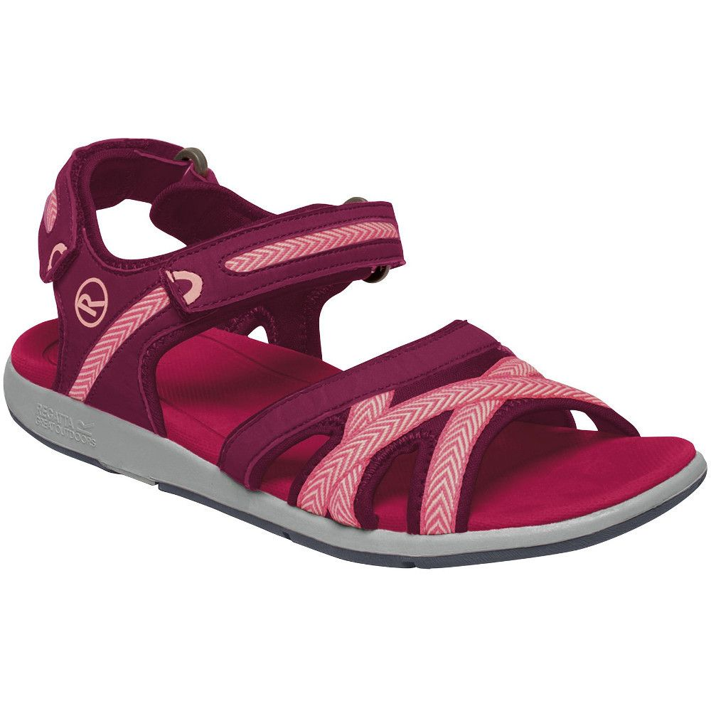 Regatta Womens Santa Clara Adjustable Ankle Strap Sandals