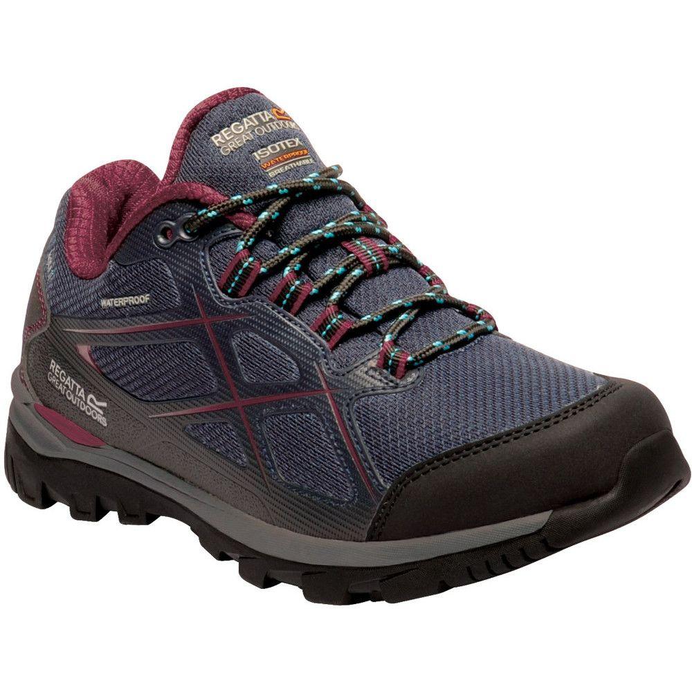 Regatta Womens Kota Low II Lightweight Isotex Walking Shoes