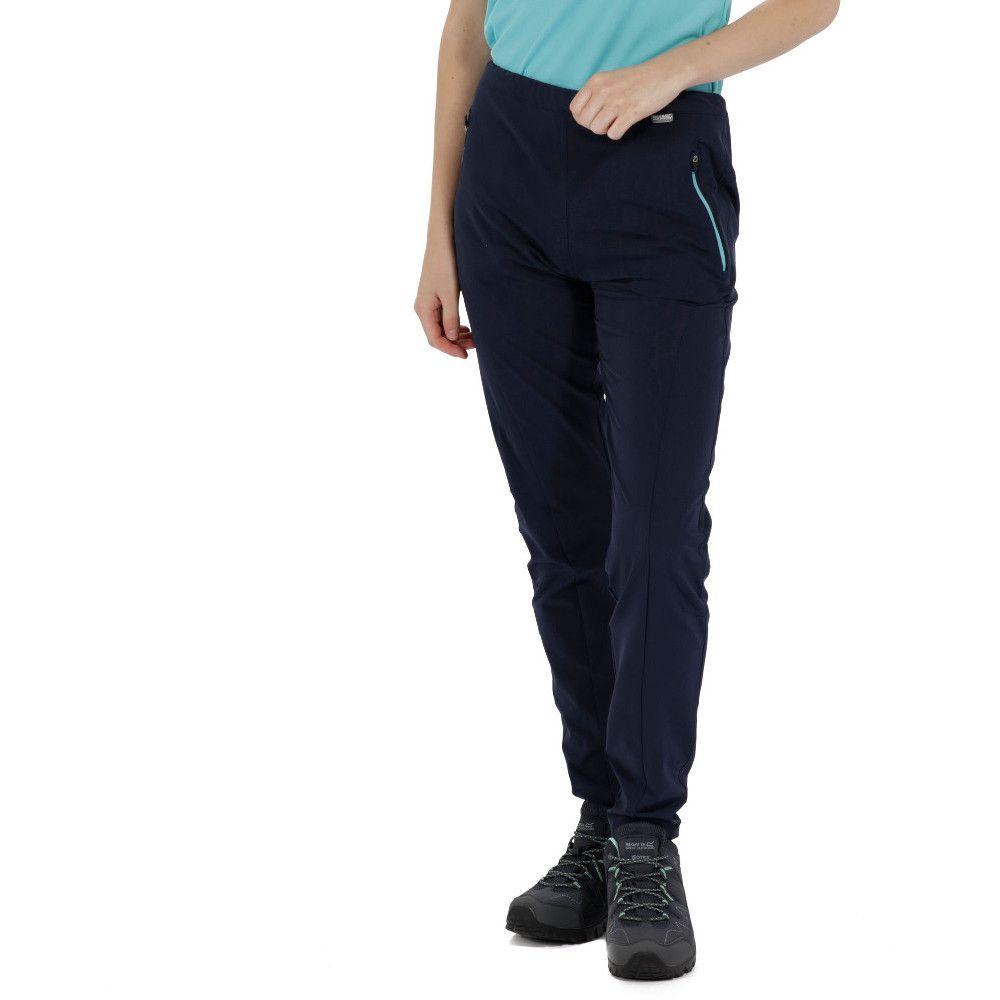 Regatta Womens/Ladies Pentre Durable Water Repellent Trousers Pants