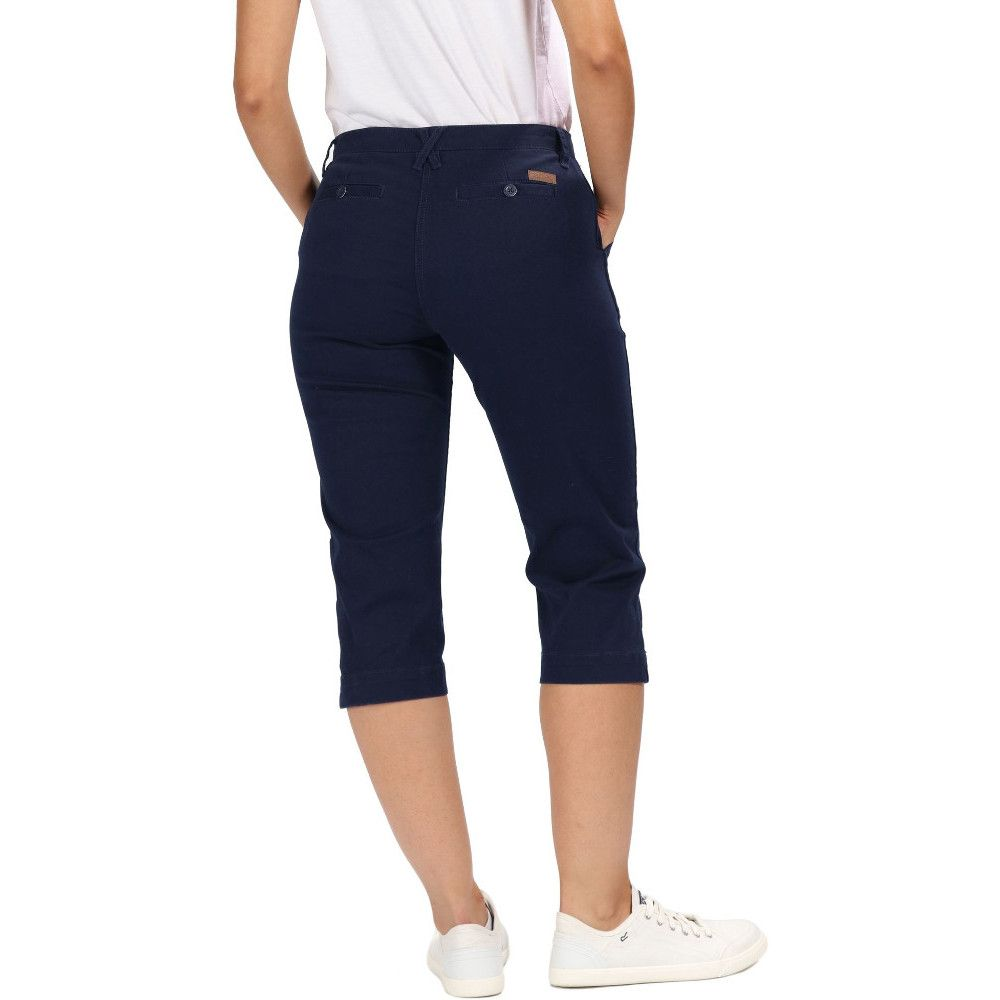 Regatta Womens Maleena Capri II Casual Walking Trousers