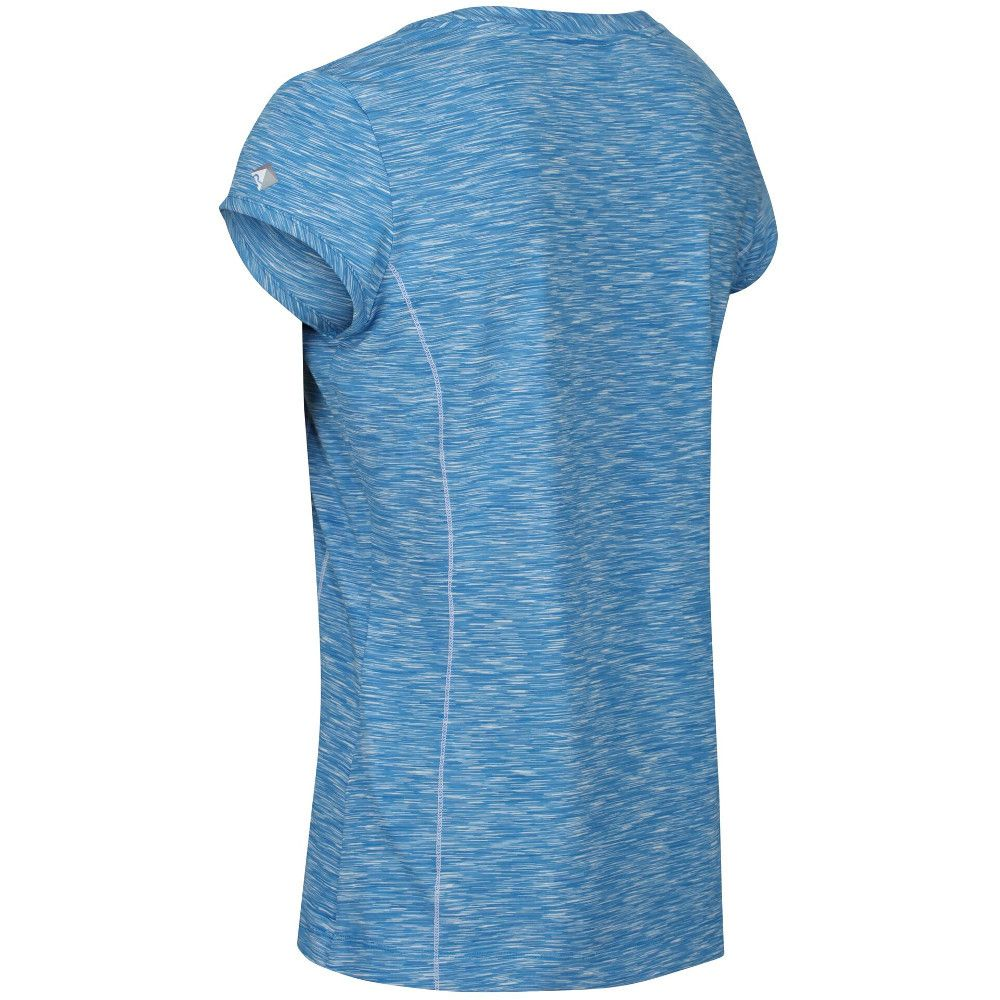Regatta Womens/Ladies Hyperdimension Wicking Active Running T Shirt