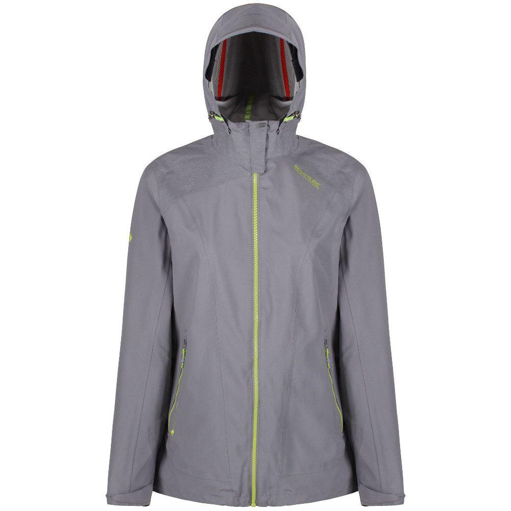 Regatta Womens/Ladies Oklahoma III Waterproof Breathable Jacket Coat