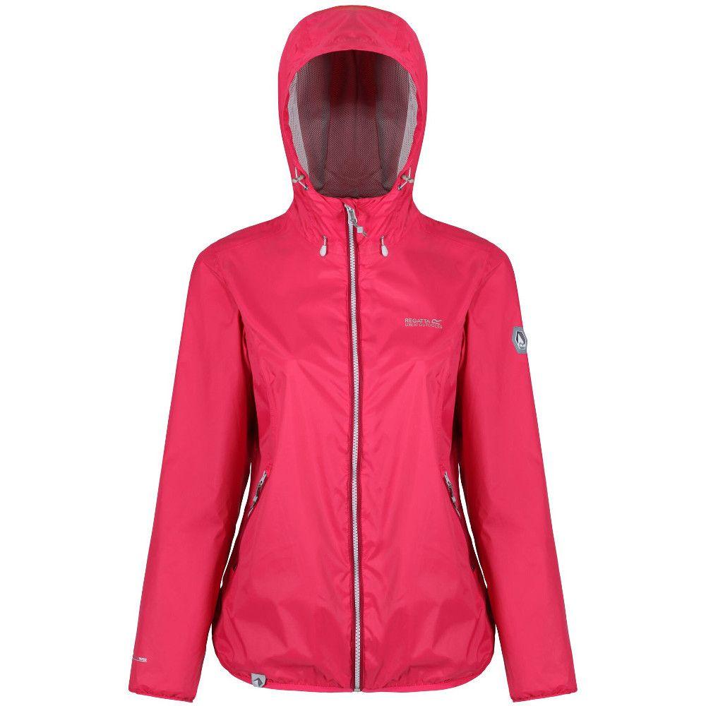 Regatta Womens/Ladies Jazmine II Waterproof Durable Hooded Jacket Coat