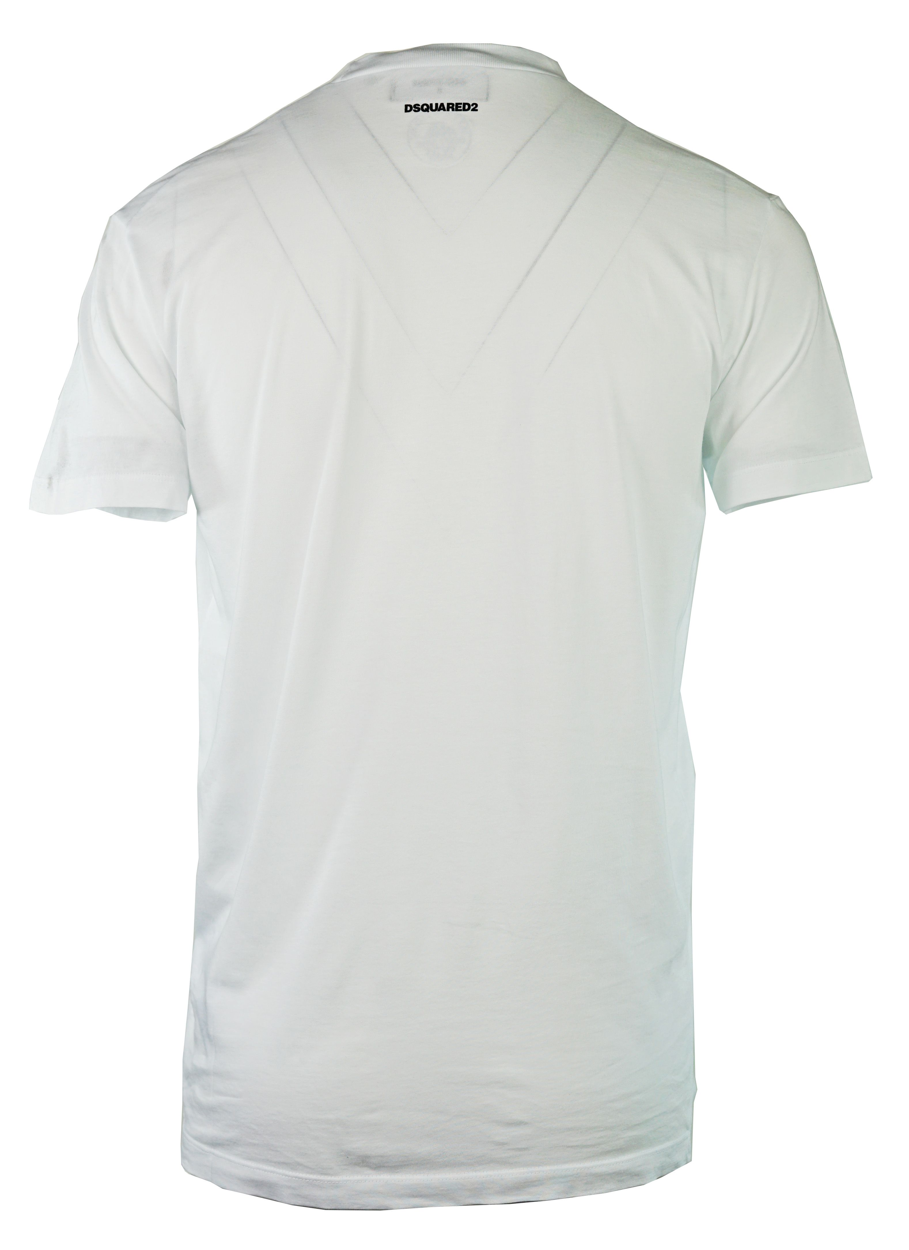 DSquared2 S71GD0683 S21600 100 T-Shirt