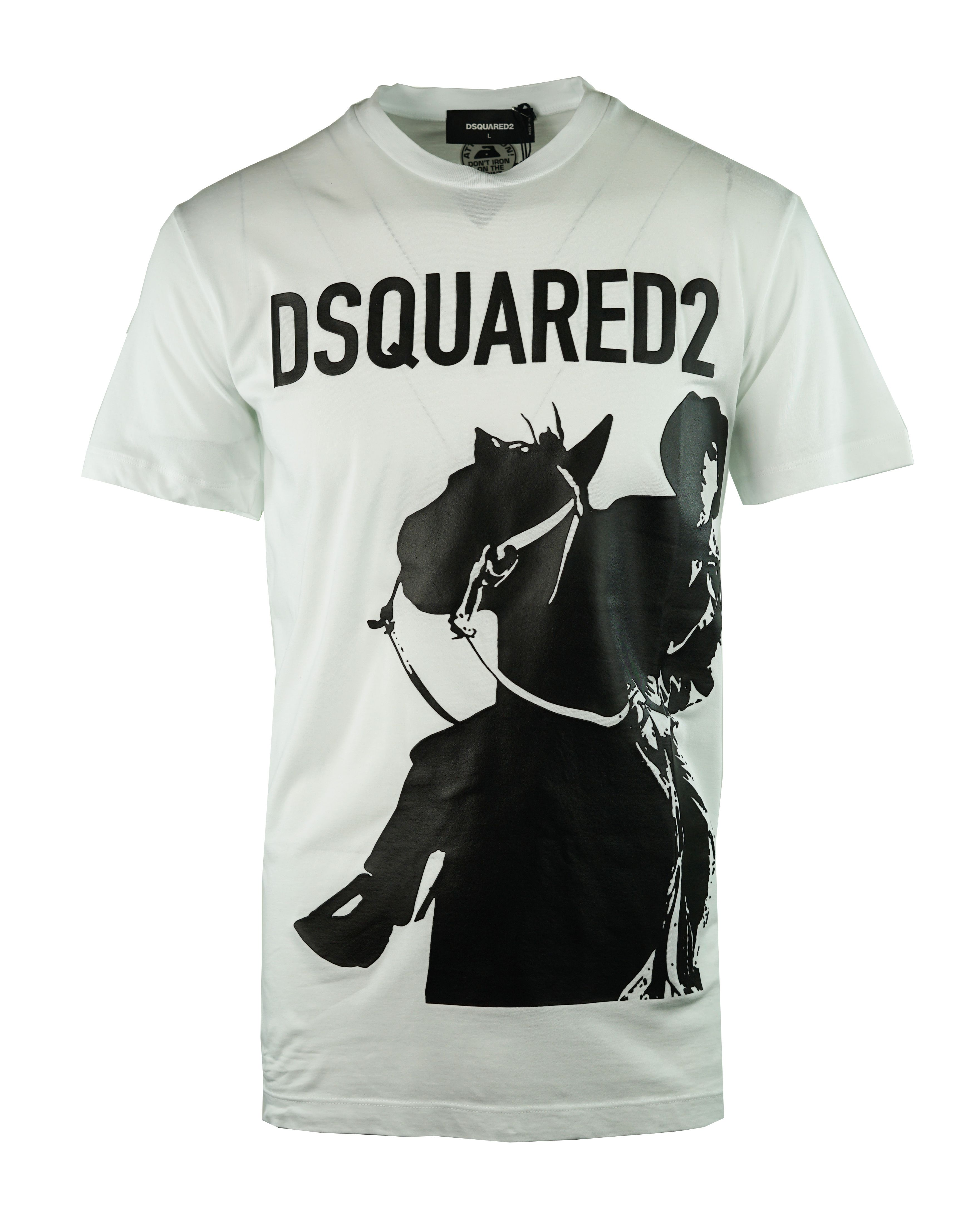 DSquared2 S71GD0686 S21600 100 T-Shirt