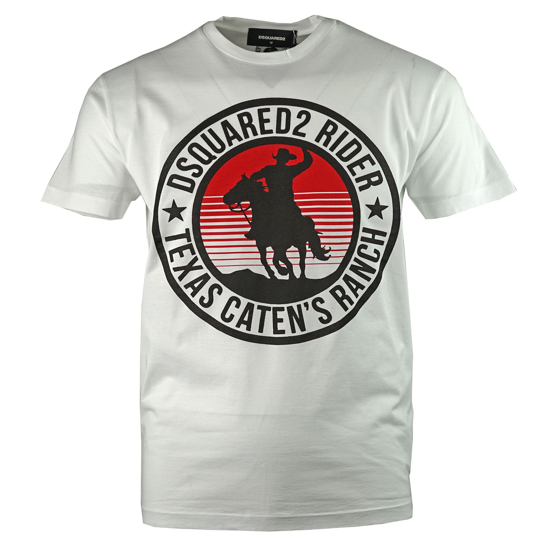 DSquared2 S71GD0718 S22427 100 T-Shirt