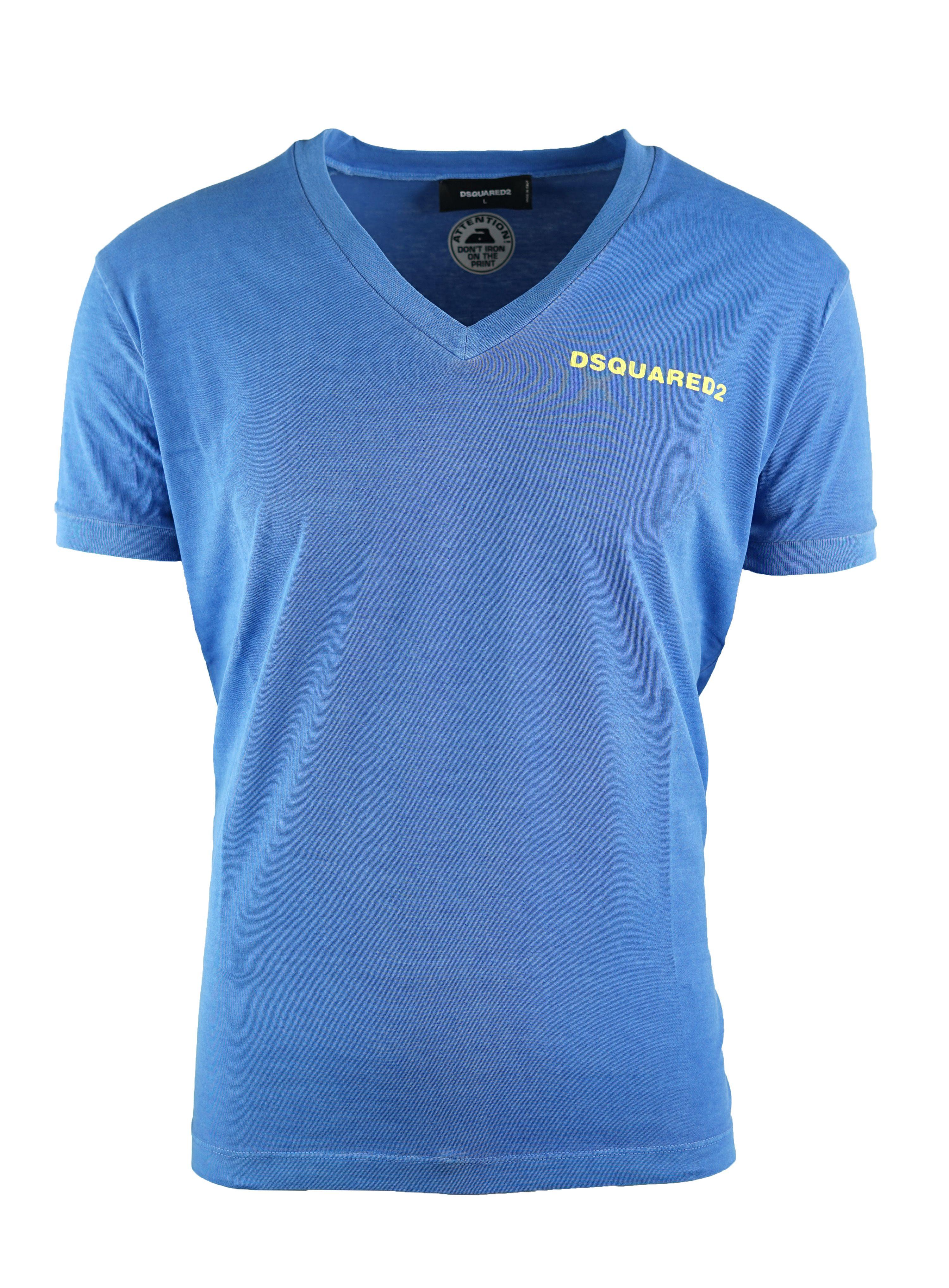 DSquared2 S74GD0203 S20694 519 Mens T-Shirt