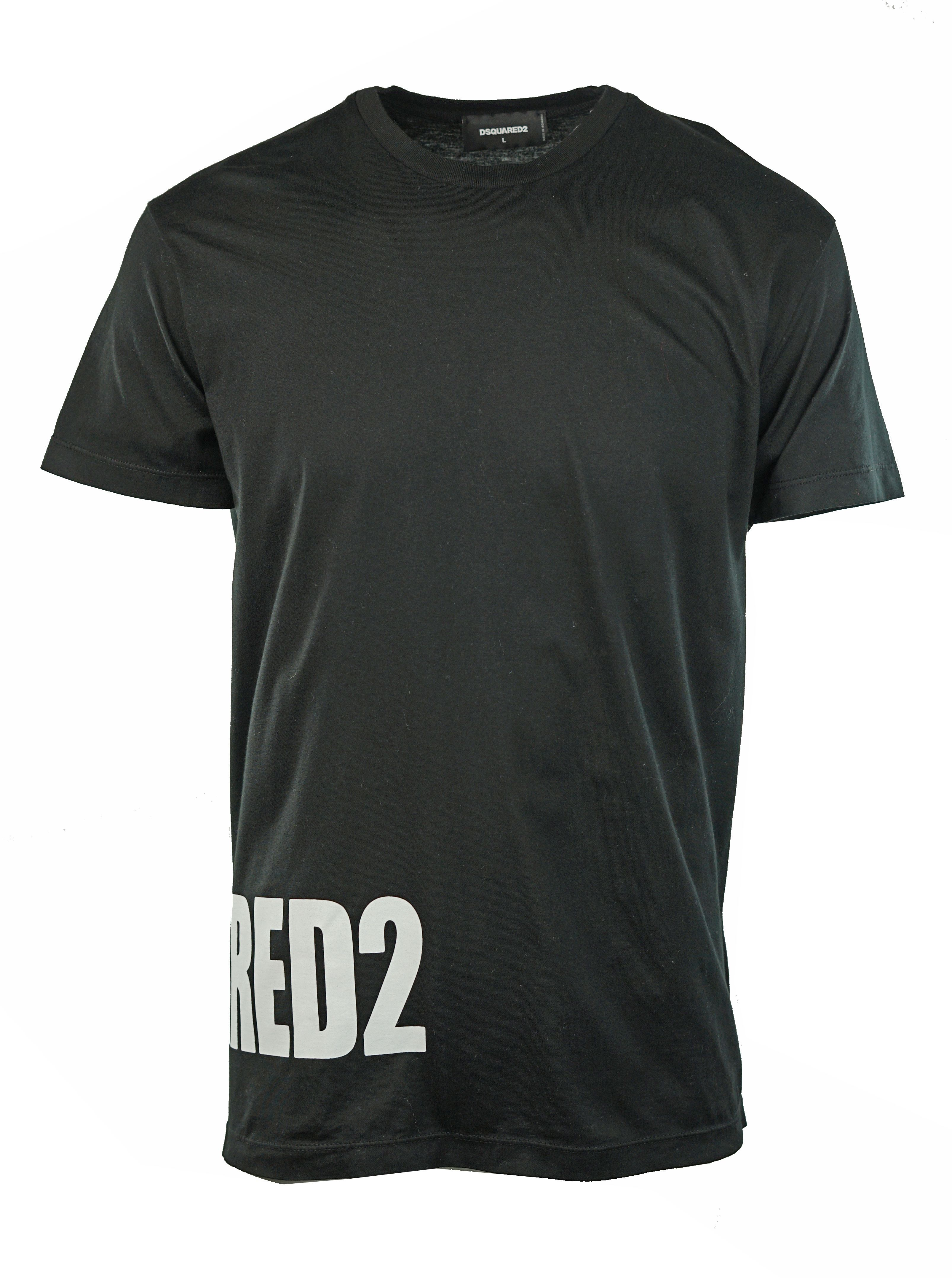 DSquared2 S74GD0463 S22427 900 T-Shirt