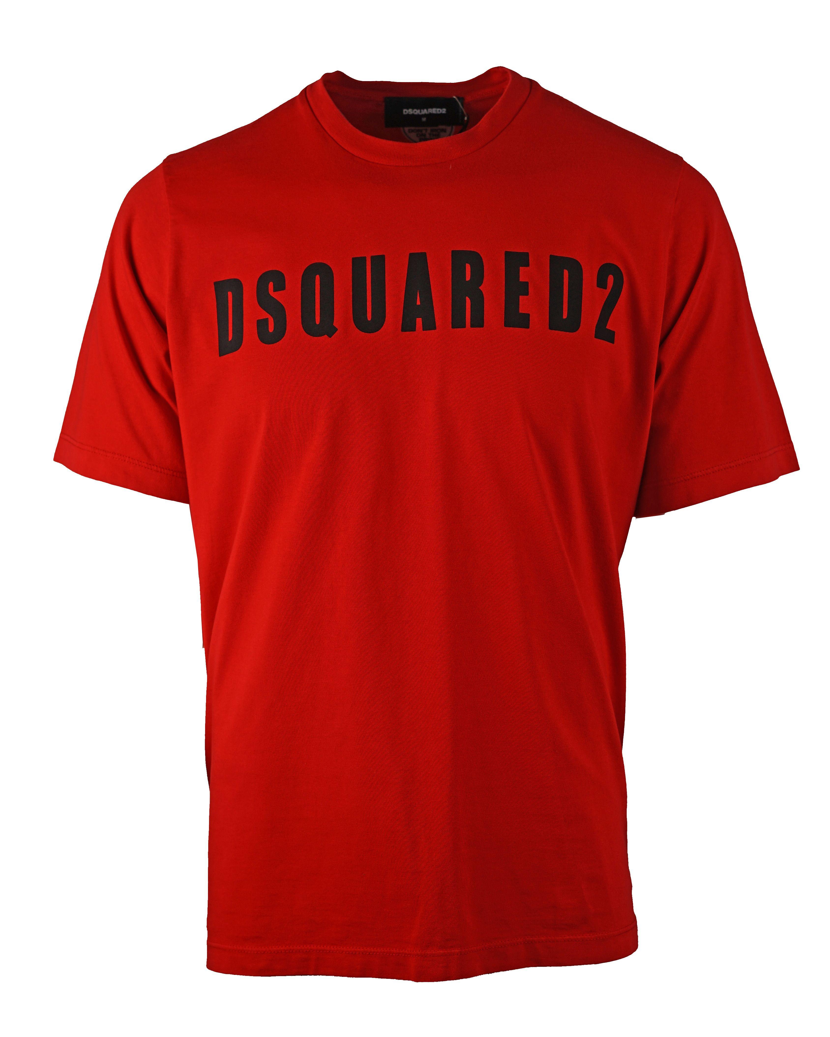 DSquared2 S74GD0472 S20694 307 T-Shirt