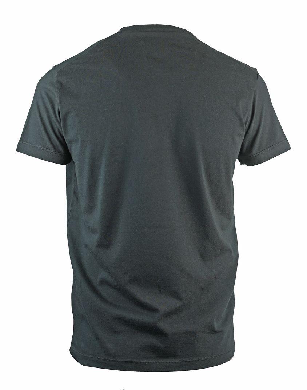 Dsquared2 Cool Fit Block Logo Black T-Shirt