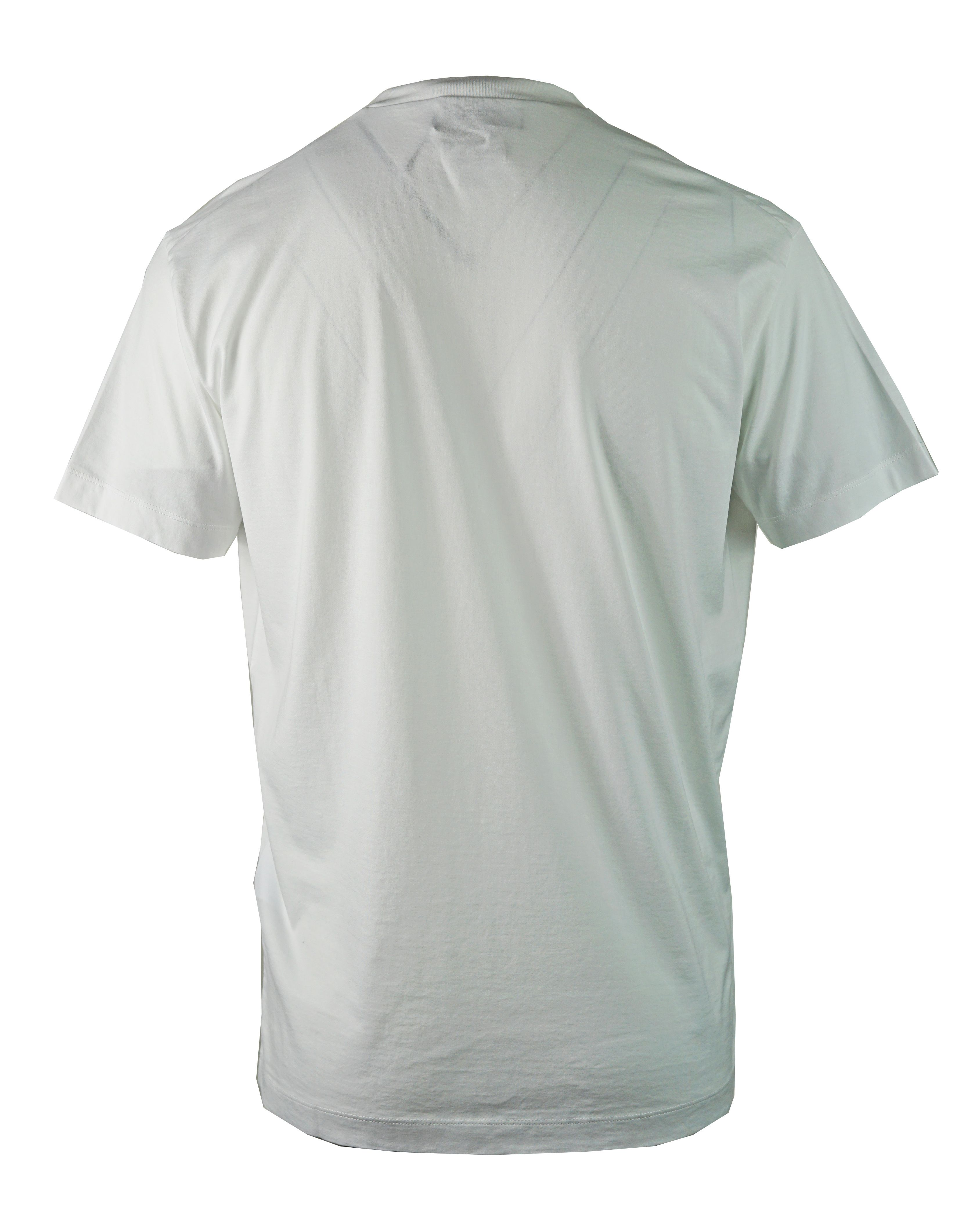 DSquared2 S74GD0484 S22844 100 T-Shirt