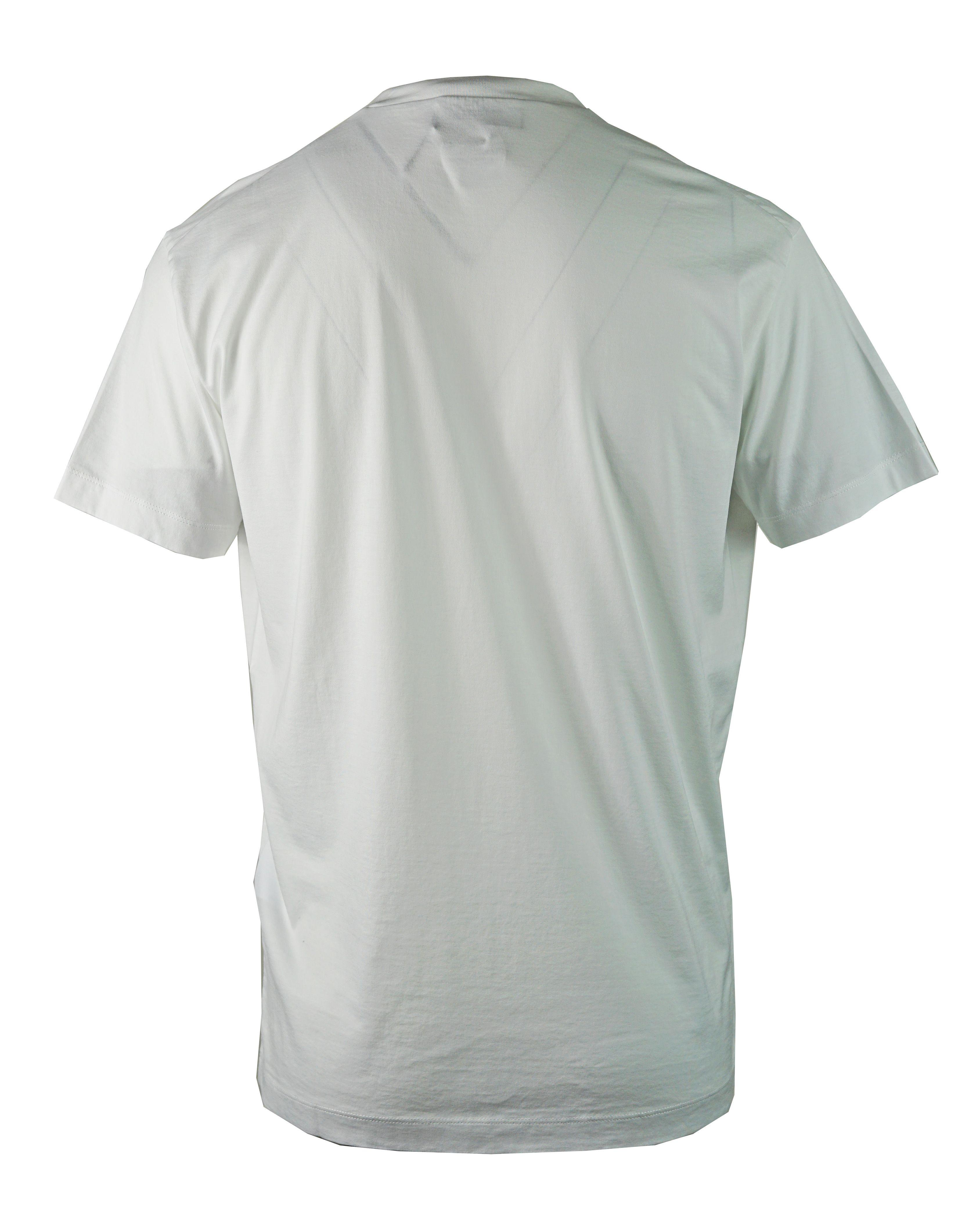 DSquared2 S74GD0494 S22427 100 T-Shirt