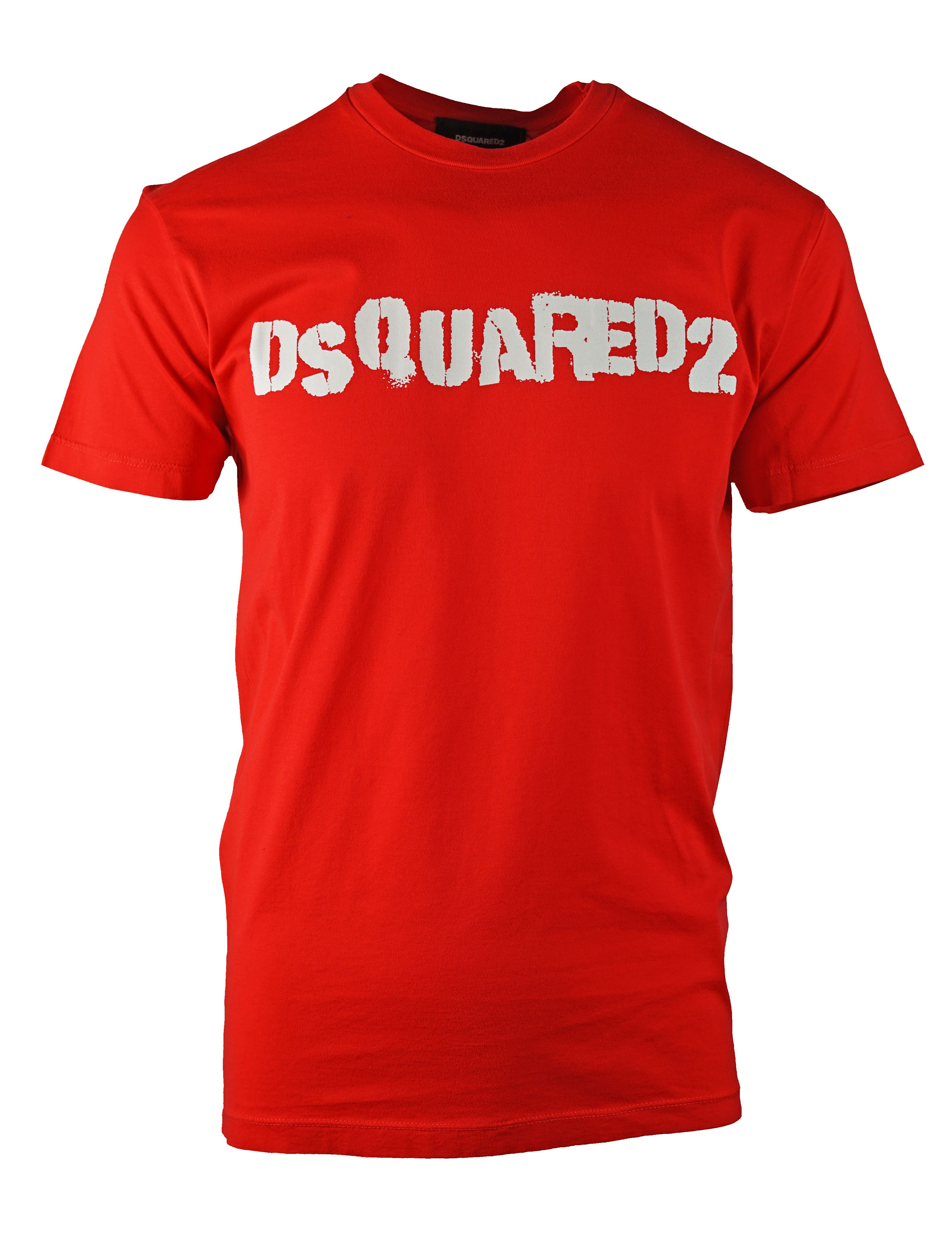 DSquared2 S74GD0494 S22427 304 T-Shirt