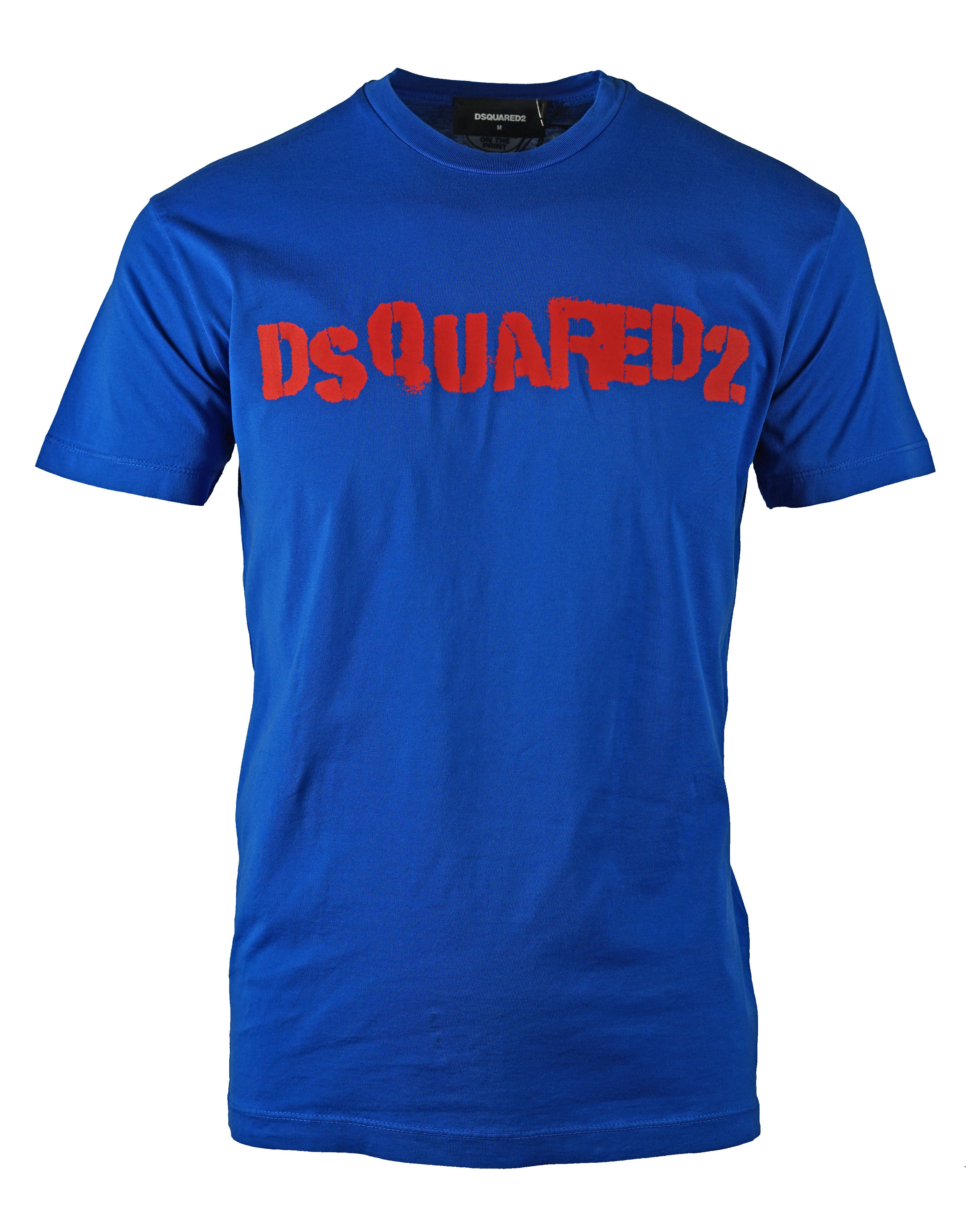 DSquared2 S74GD0494 S22427 476 T-Shirt