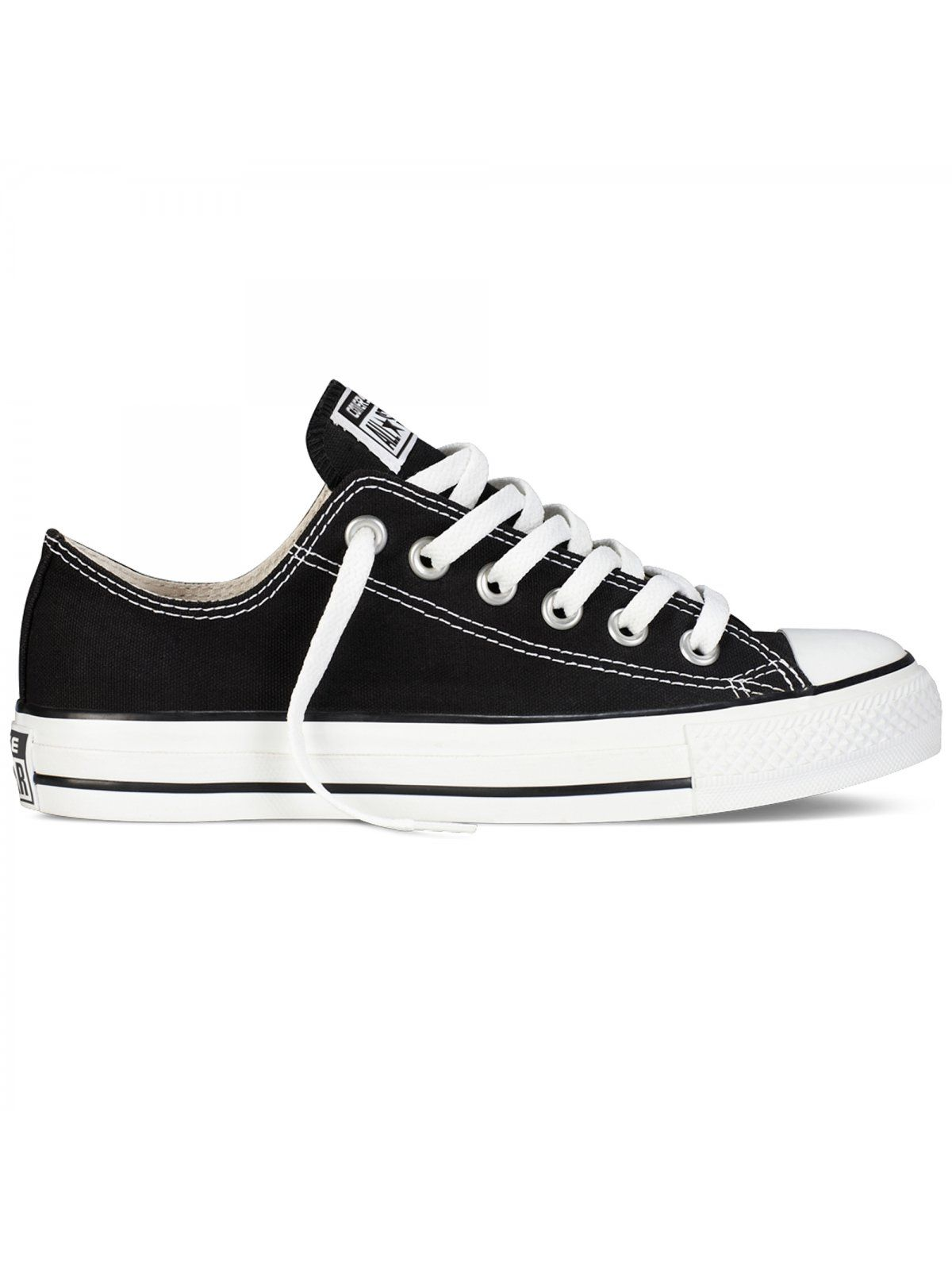 Converse All Star Unisex Chuck Taylor Low Top - Black/White