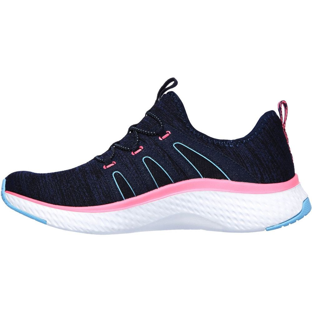 Skechers Womens Solar Fuse-Electric Pulse Trainers Shoes