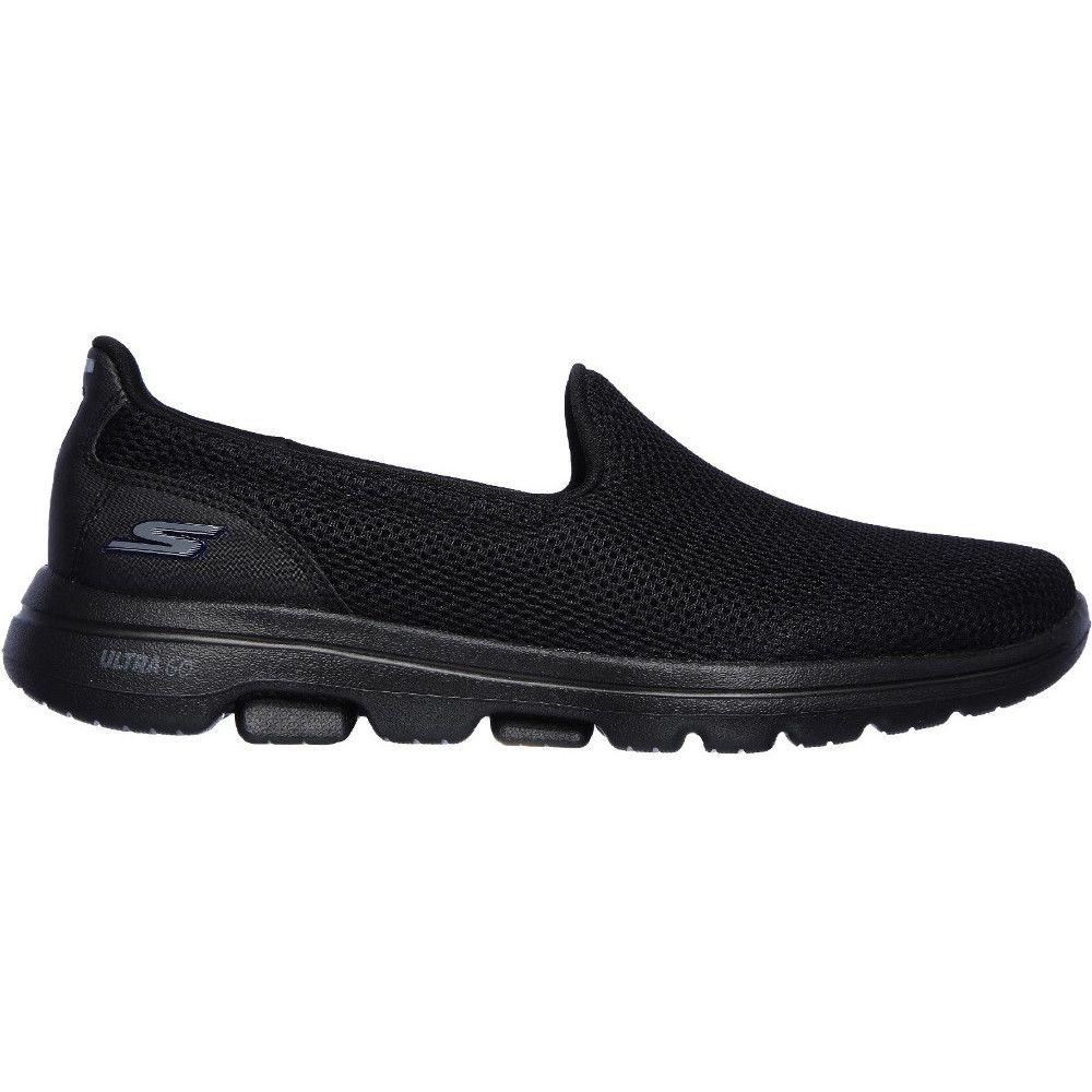 Skechers Womens Gowalk 5 Slip On Lightweight Sports Trainers