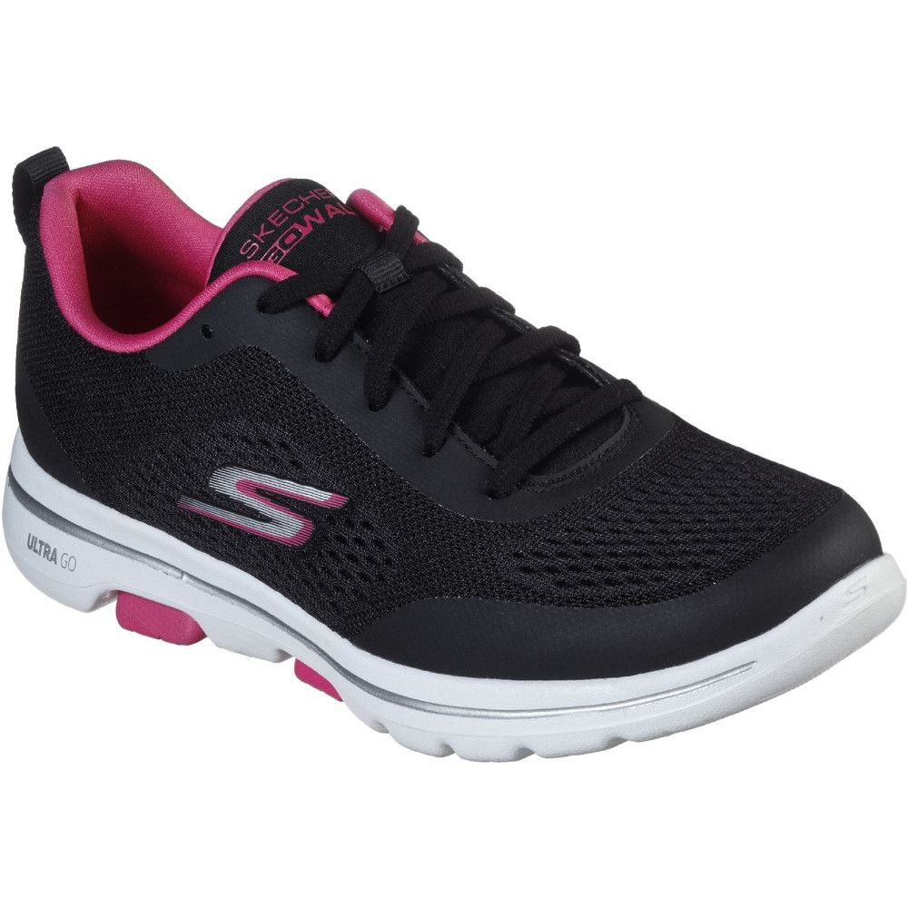 Skechers Womens Gowalk 5 Exquisite Lightweight Trainers